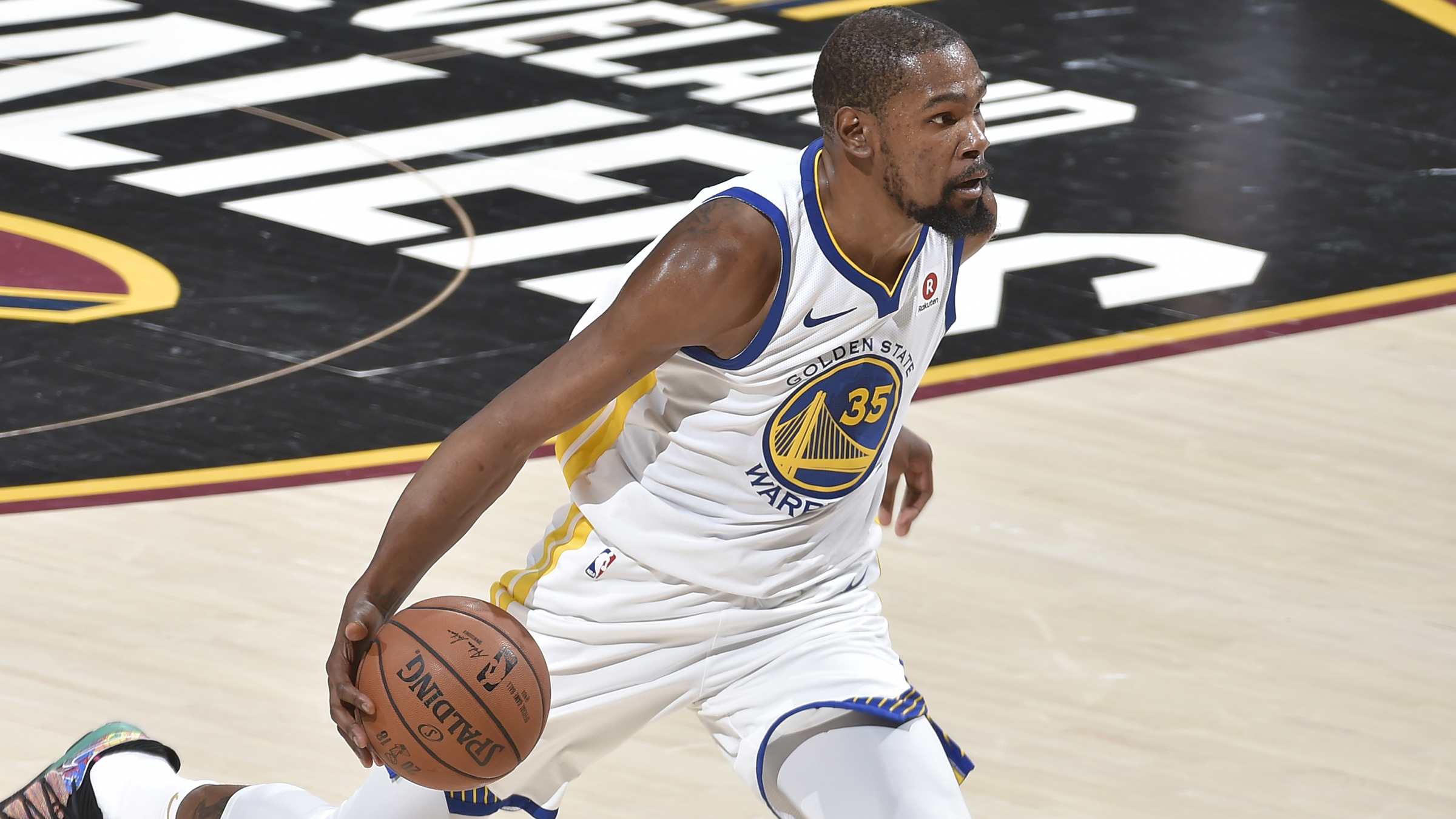 Handle of the Night: Kevin Durant