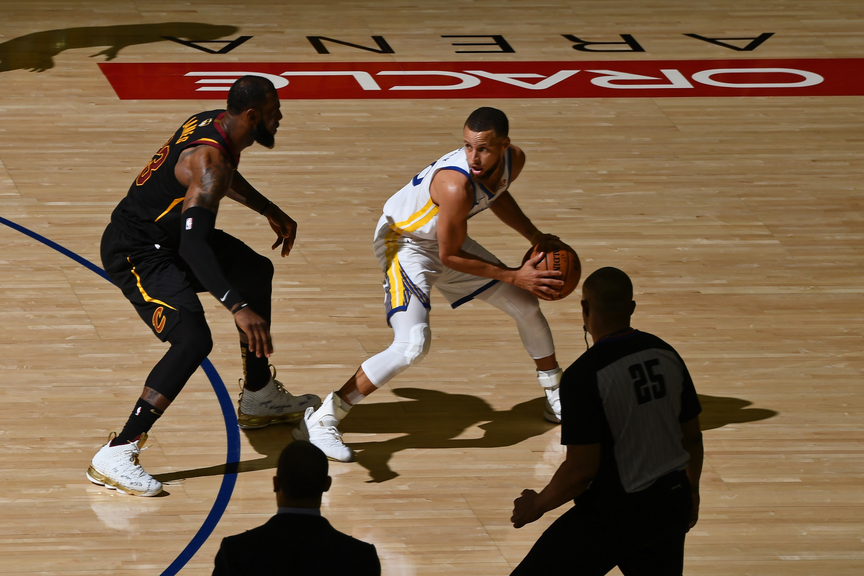 Cavaliers-Warriors Game 1 Ultimate Playoffs Highlight