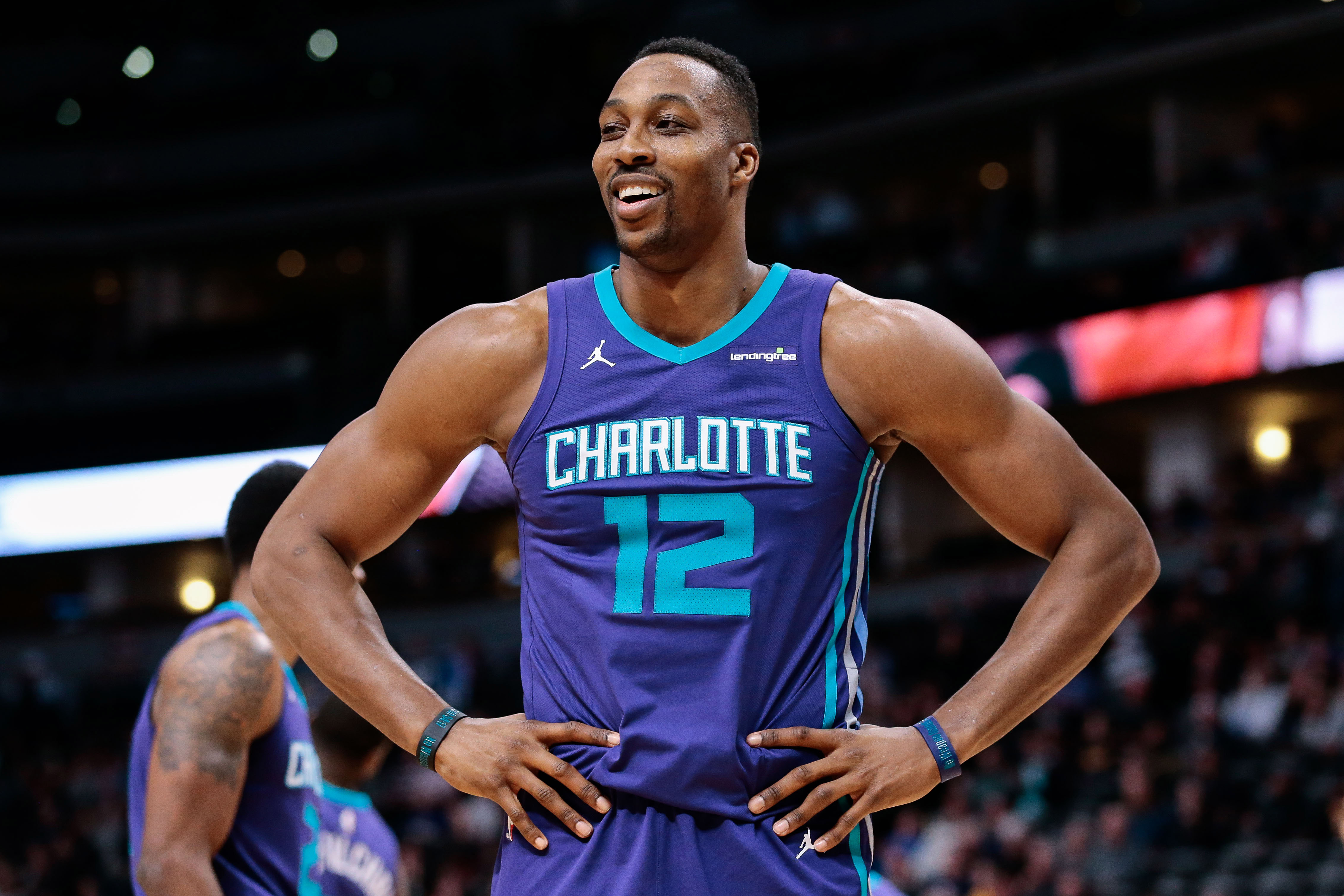 4d4576be1 Reports  Dwight Howard negotiating buyout with Brooklyn Nets