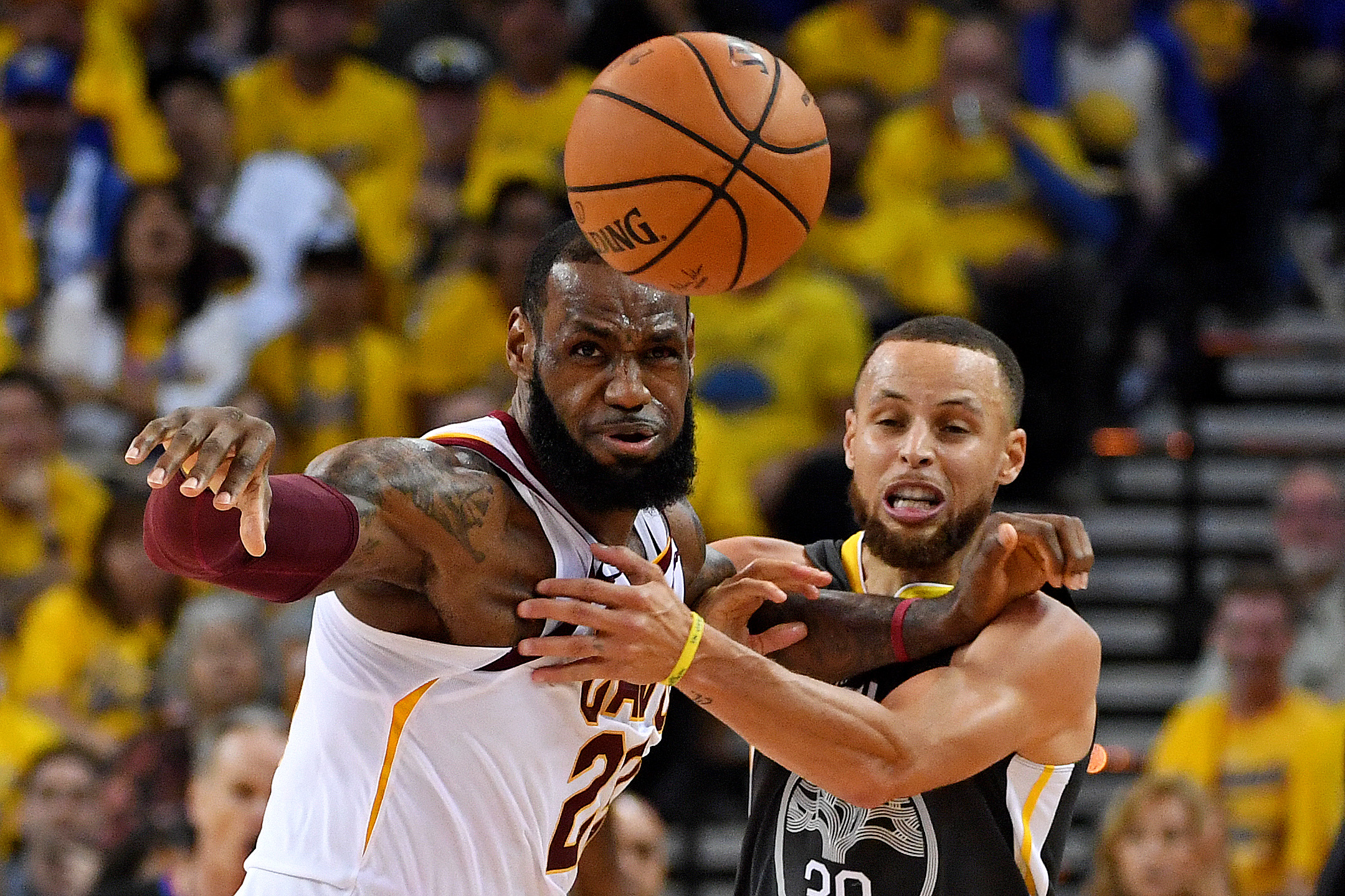 5d97161476a Stephen Curry ready to see LeBron James even more often