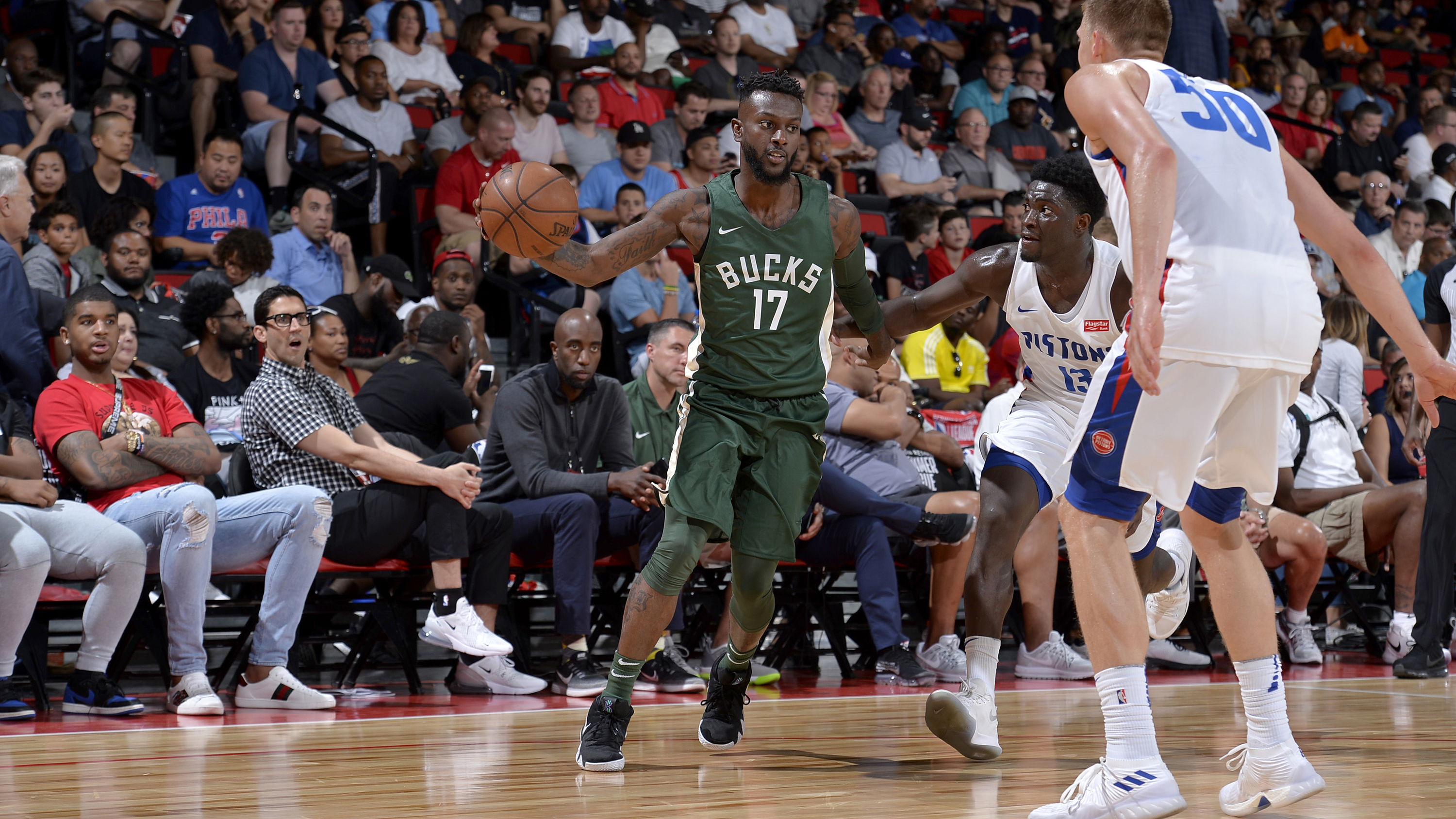 GAME RECAP: Bucks 90 - Pistons 63 | 7.6.18