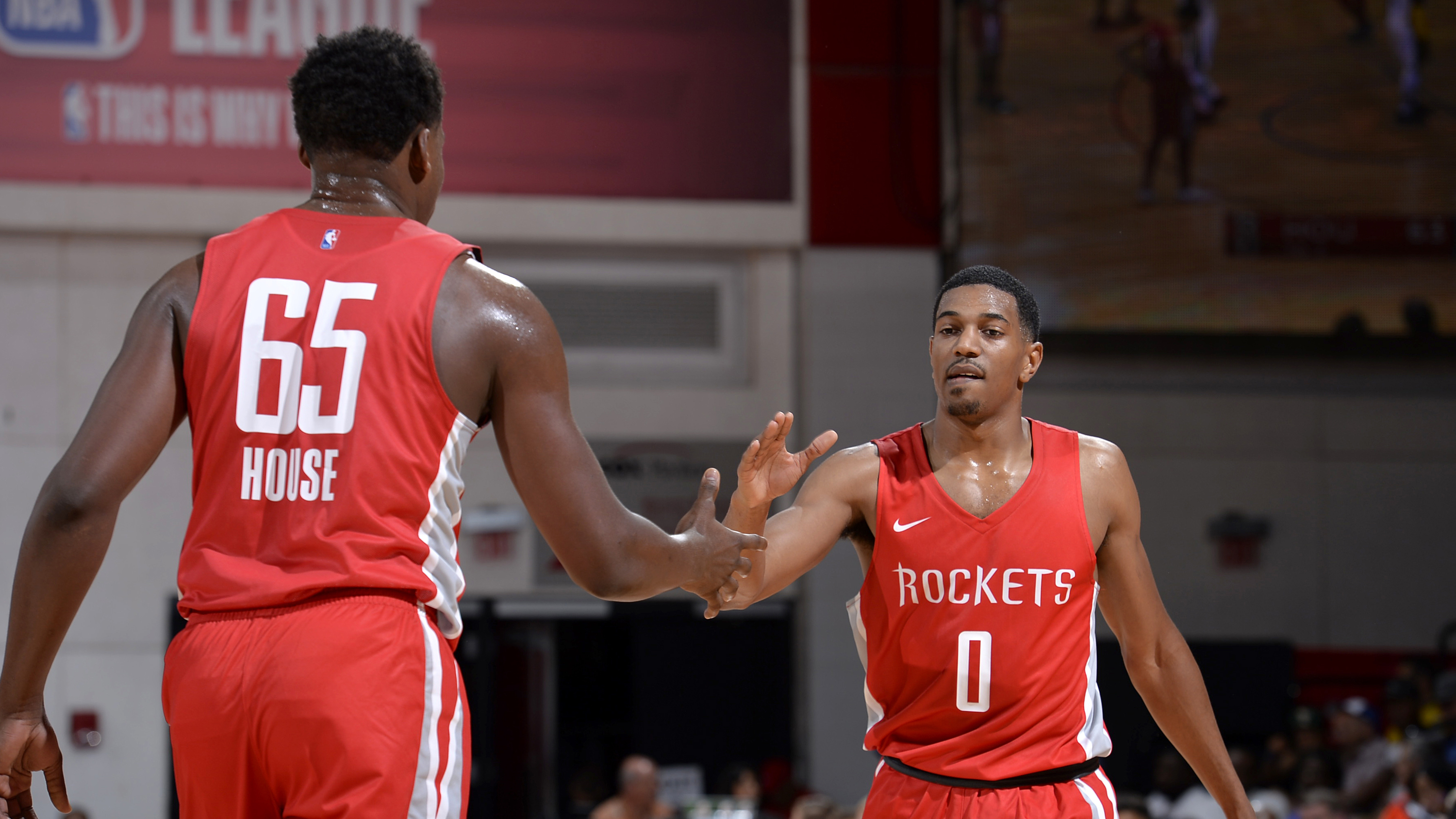 GAME RECAP: Rockets 92, Pacers 89