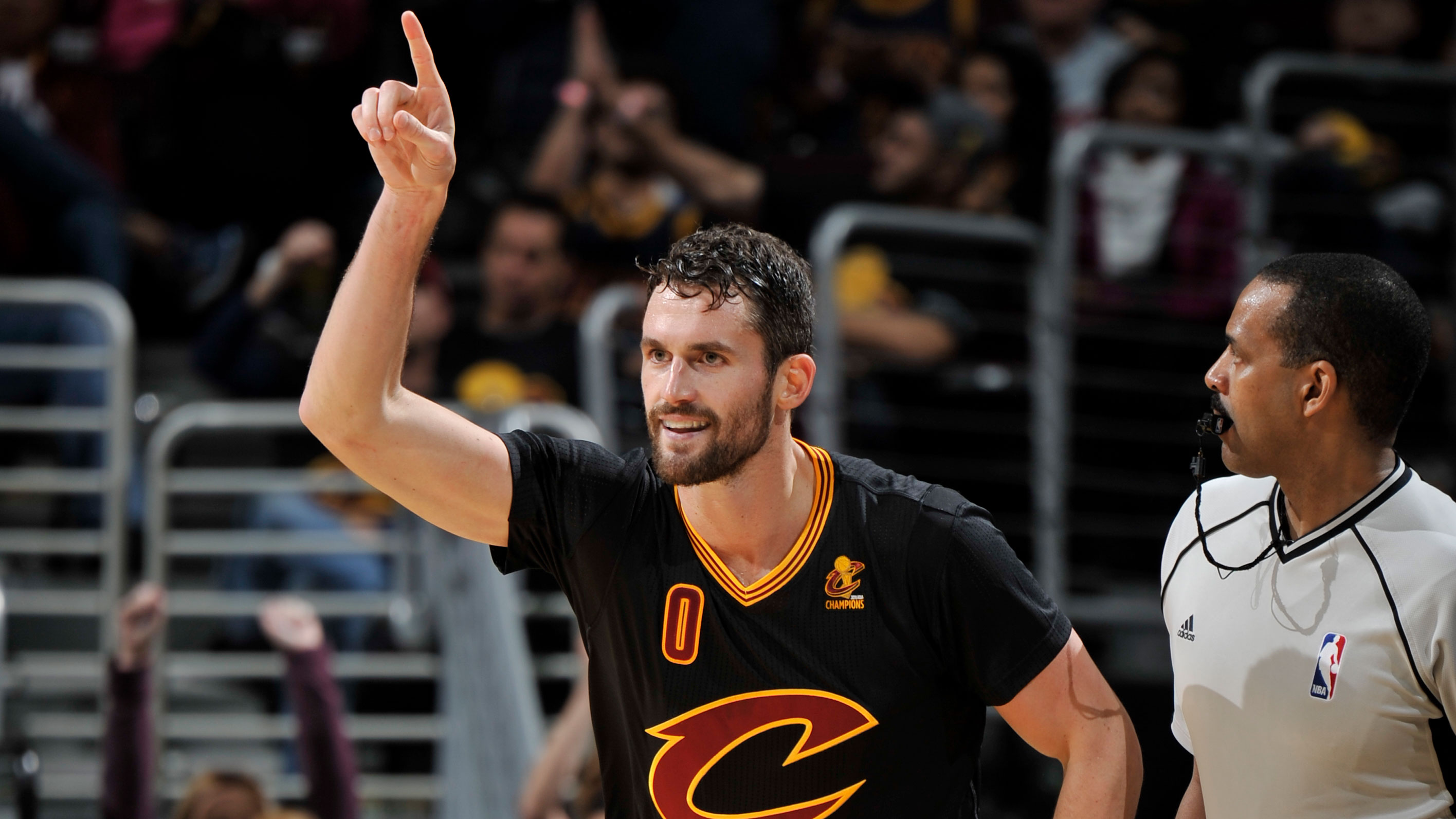 Kevin Love's Top 10 Plays