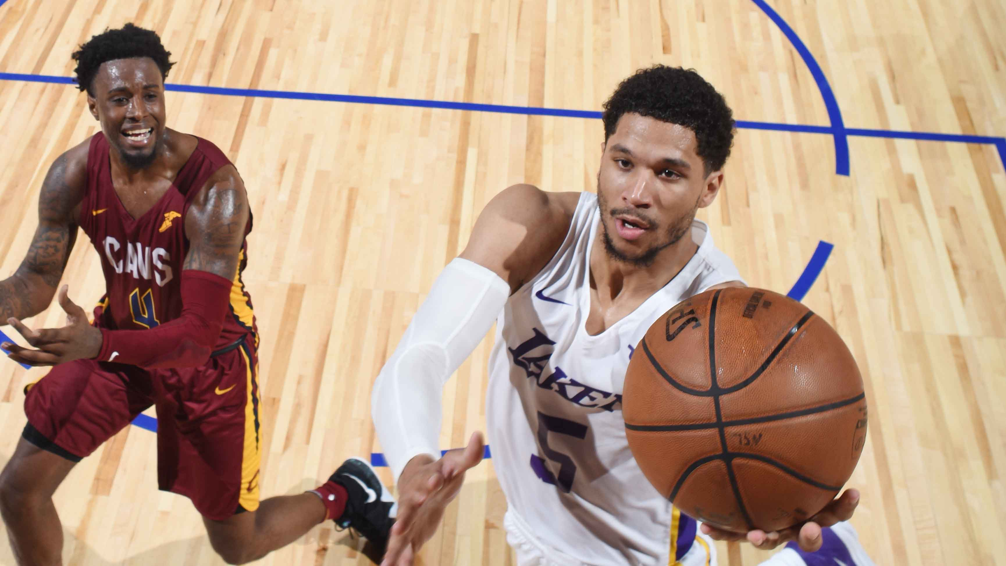 GAME RECAP: Lakers 112, Cavaliers 109