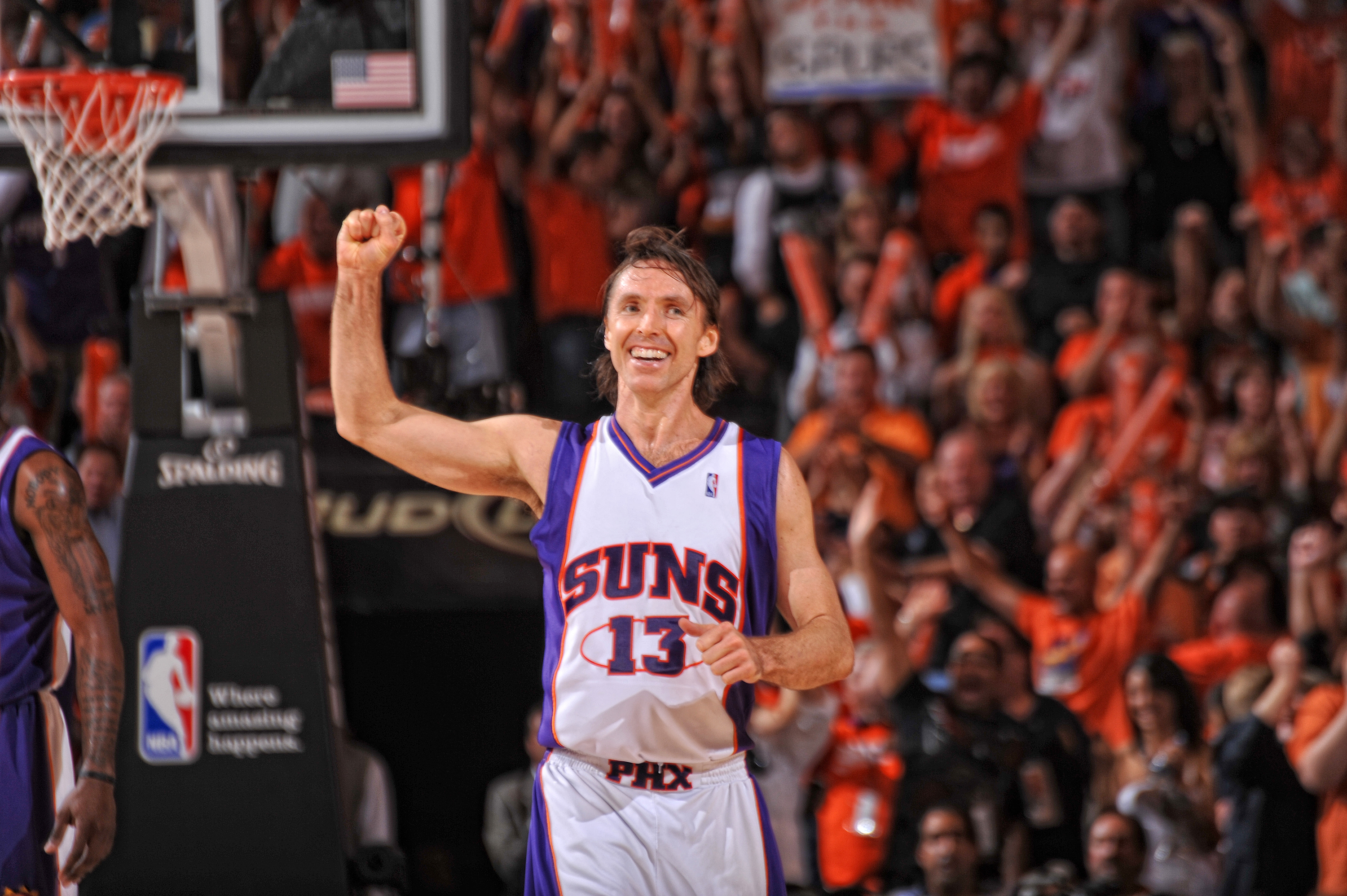 04cddfab8f81 Prodigal Sun  Steve Nash shines through it all to reach hoops immortality