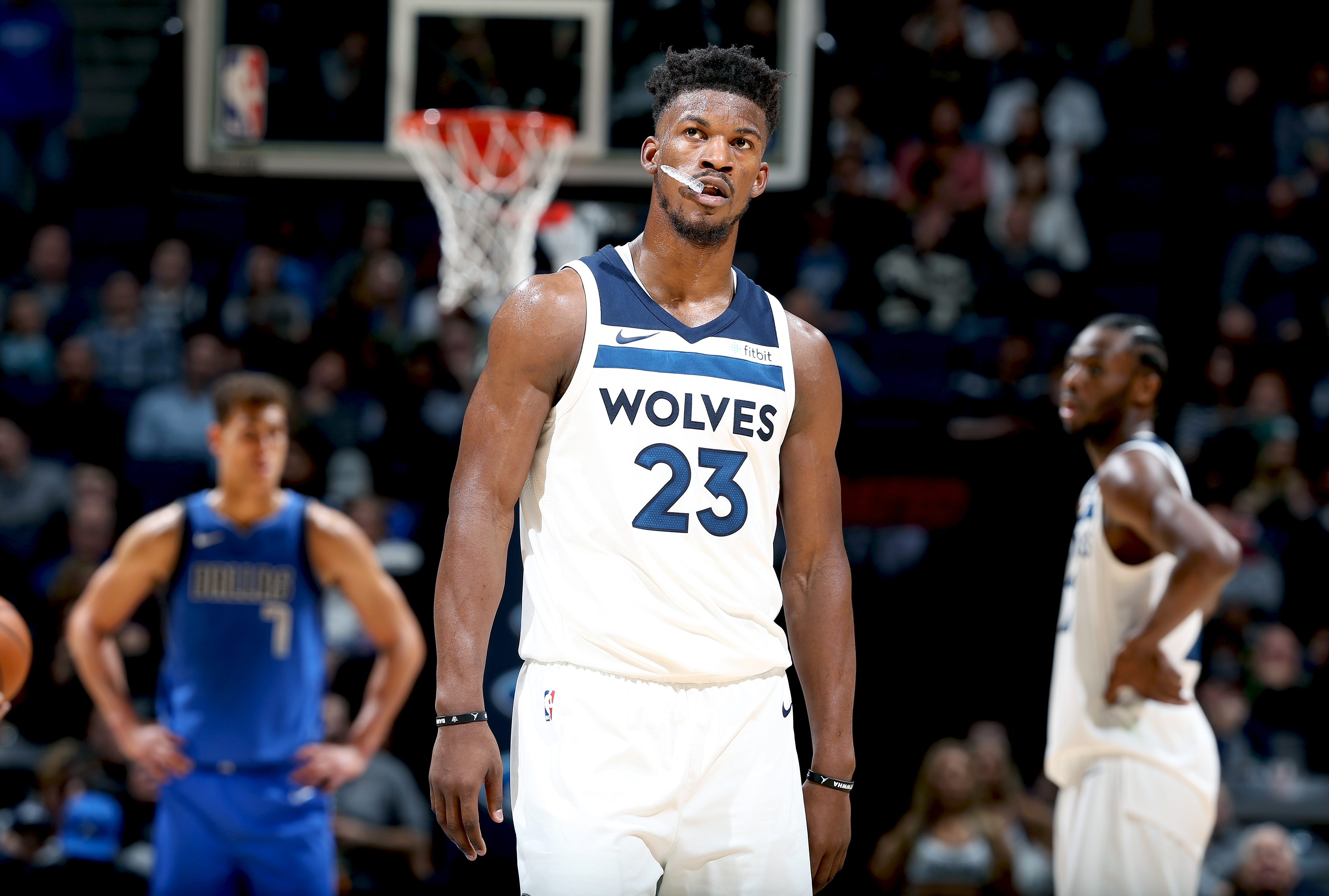 Reports Minnesota Timberwolves Front Office Aligns Focus To Trade Jimmy Butler Nba Com