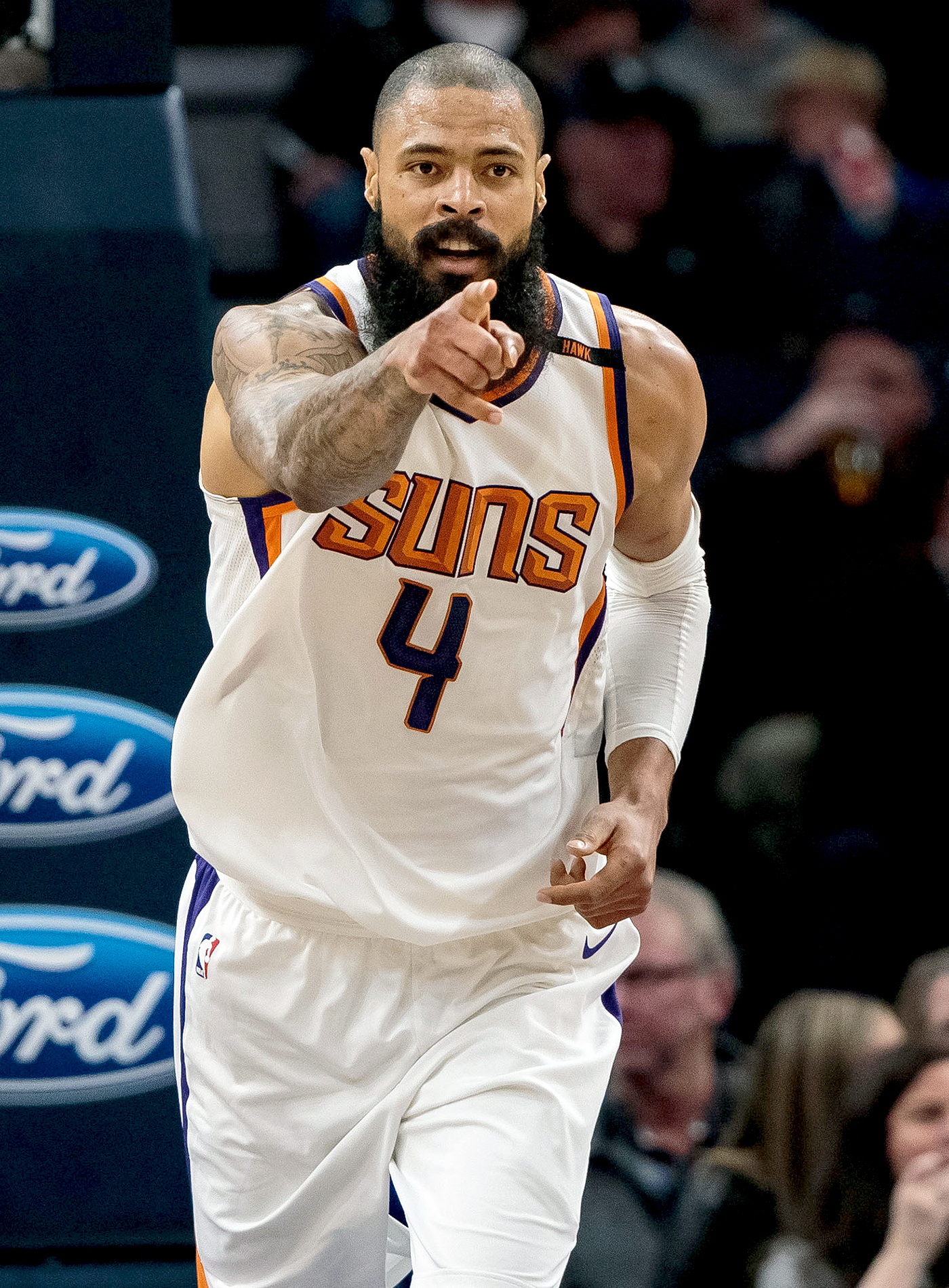 02b3b306fad Reports: Tyson Chandler expected to sign with Lakers after Suns' buyout    NBA.com