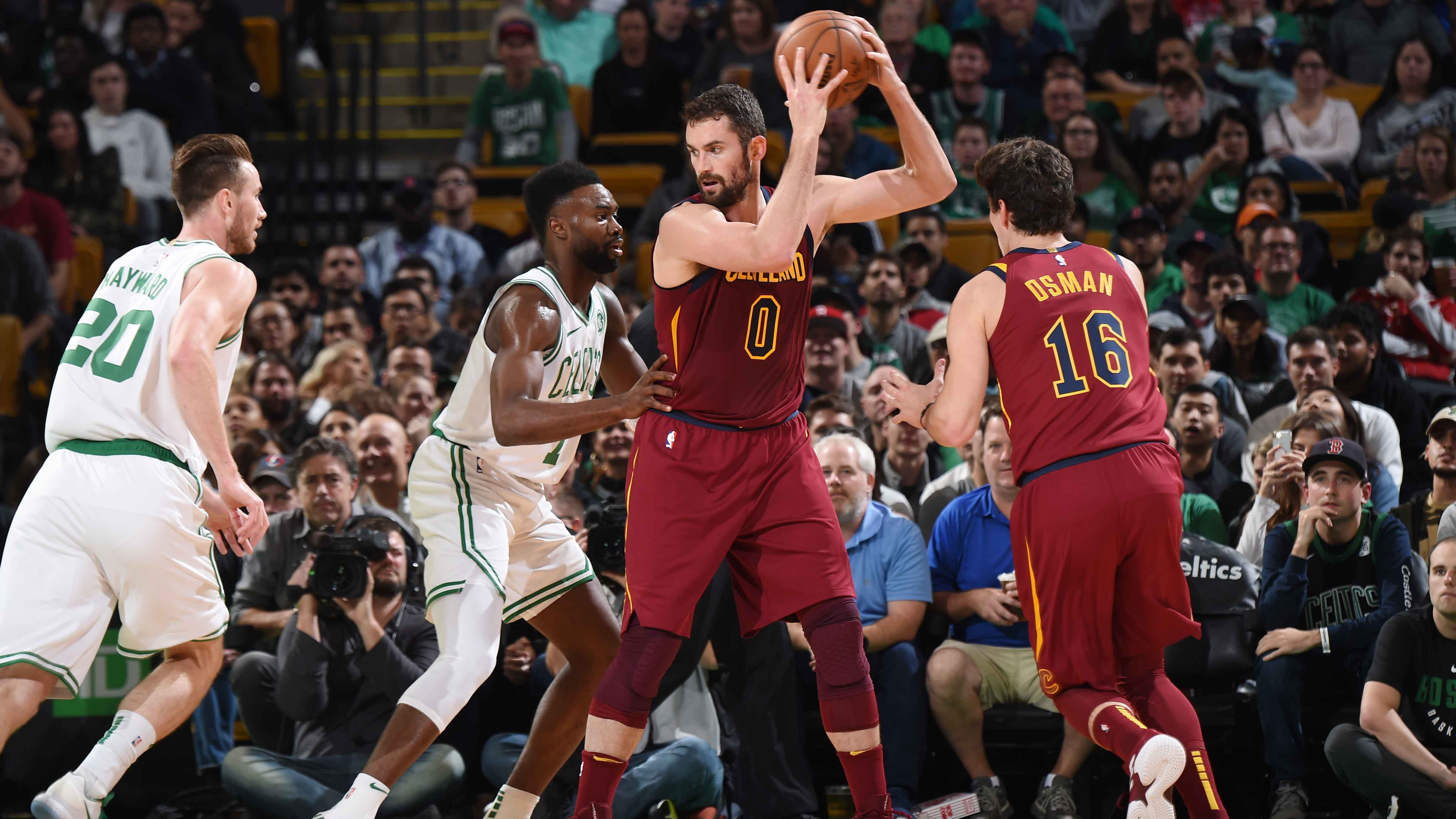 Relive Cavs 102-95 Win Over Celtics