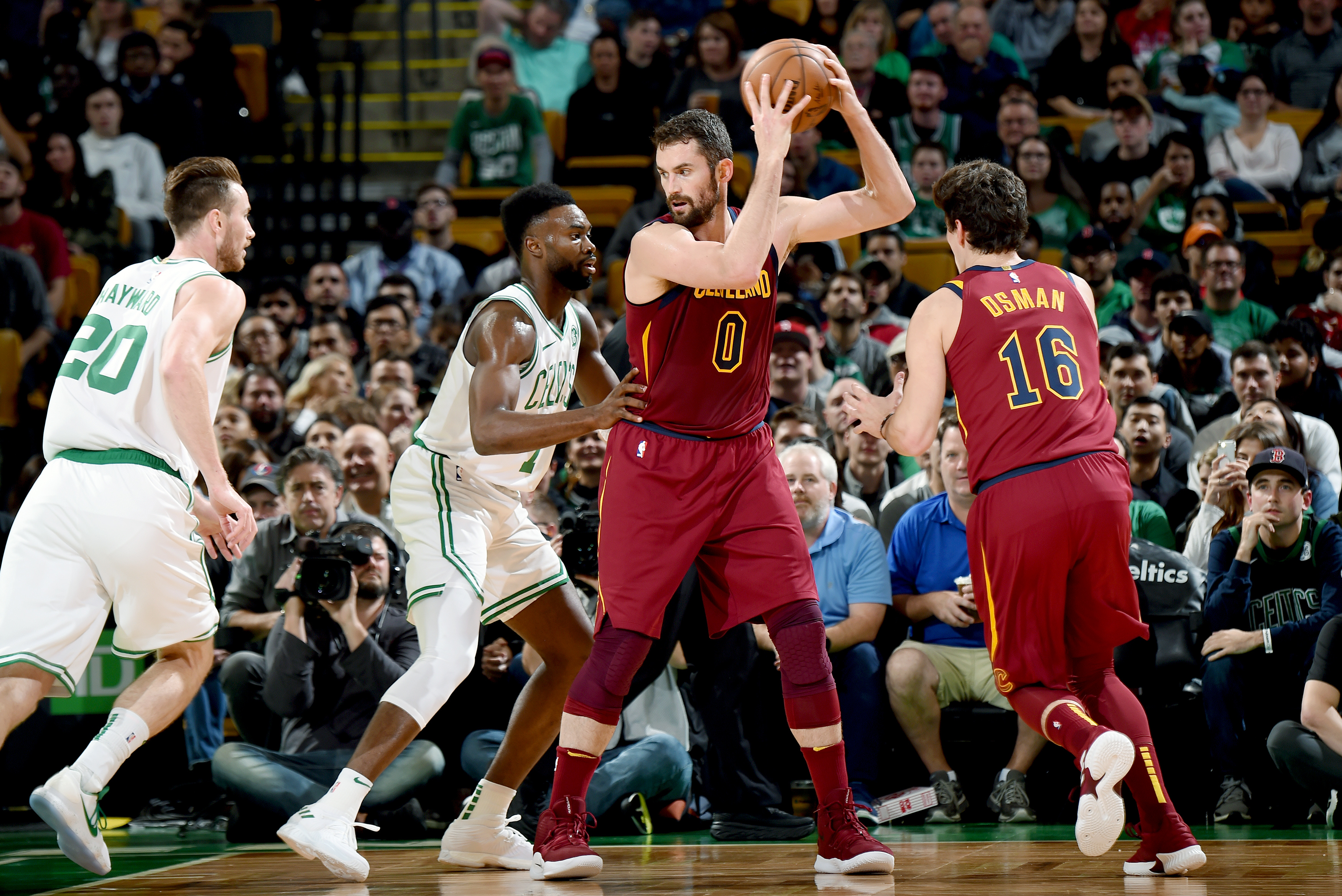 60305dca94a One Team One Stat  Cleveland Cavaliers lose their 3-point generator ...