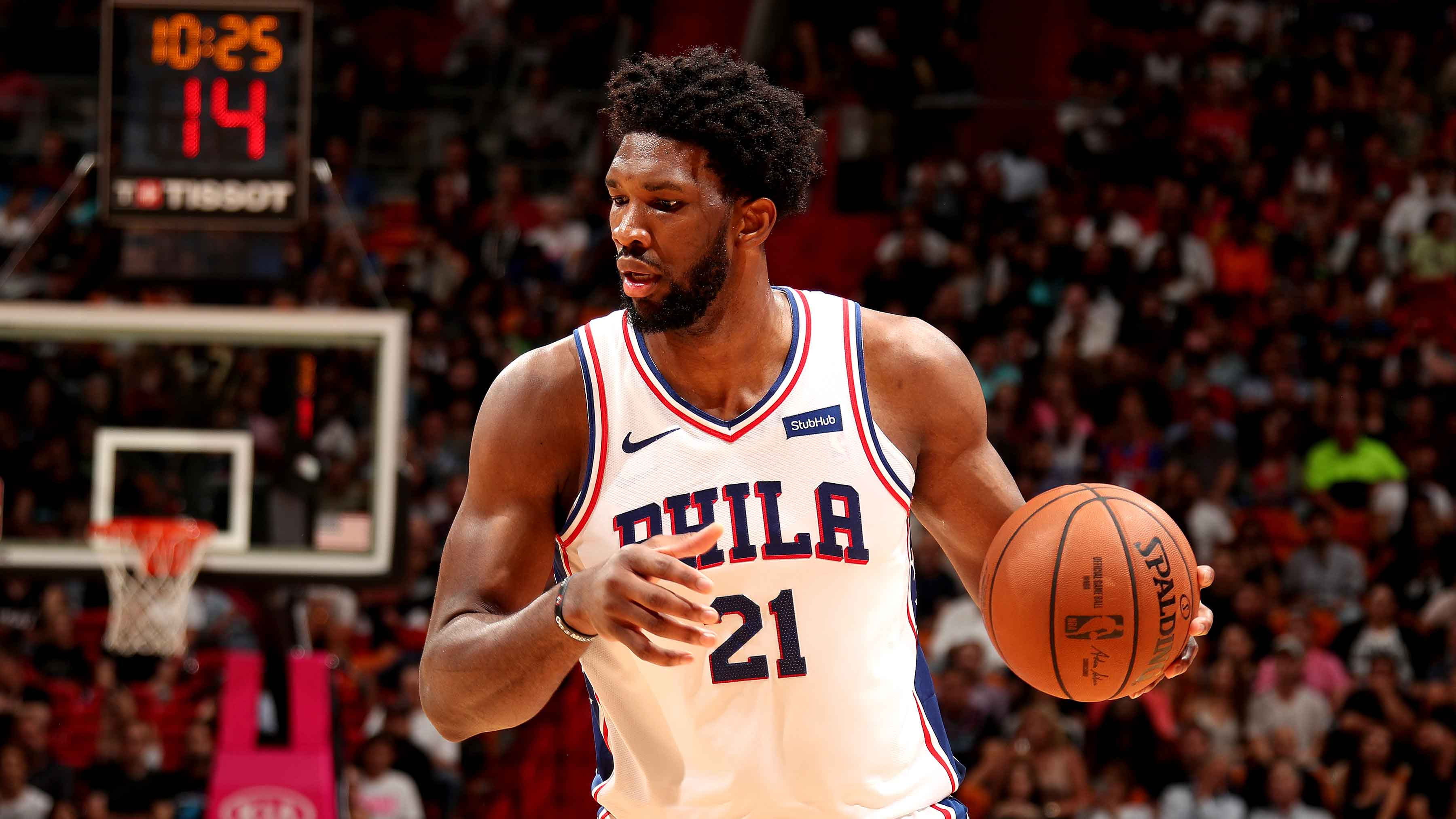 GAME RECAP: Sixers 124, Heat 114