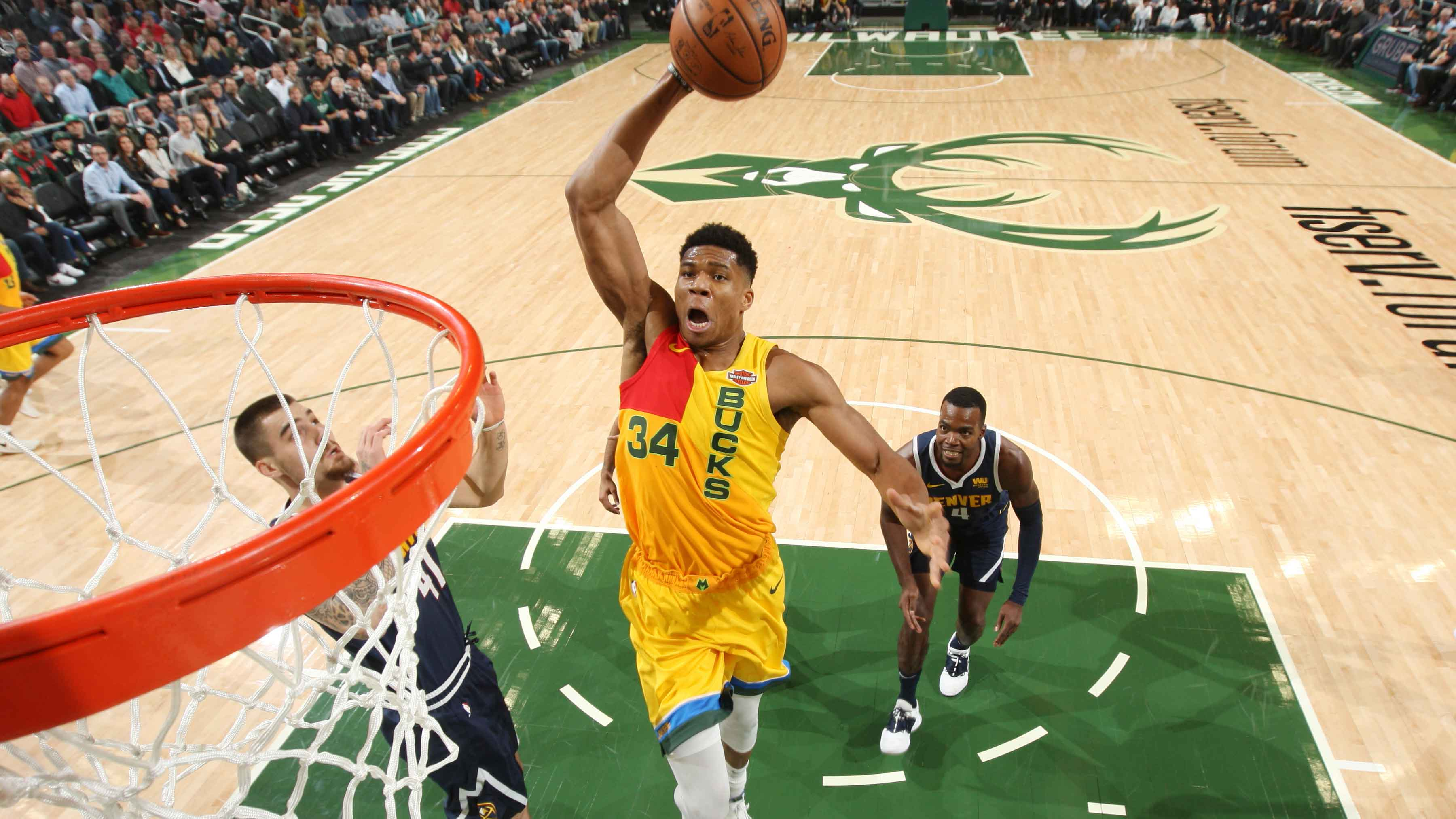 GAME RECAP: Bucks 104, Nuggets 98