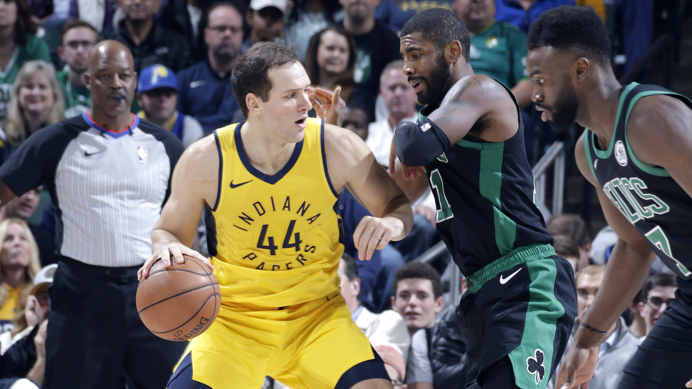 GAME RECAP: Pacers 102, Celtics 101