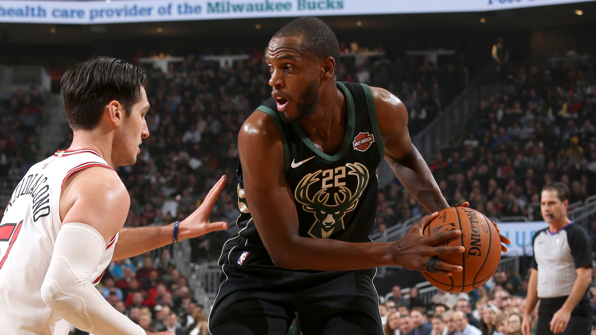 GAME RECAP: Bucks 123, Bulls 104