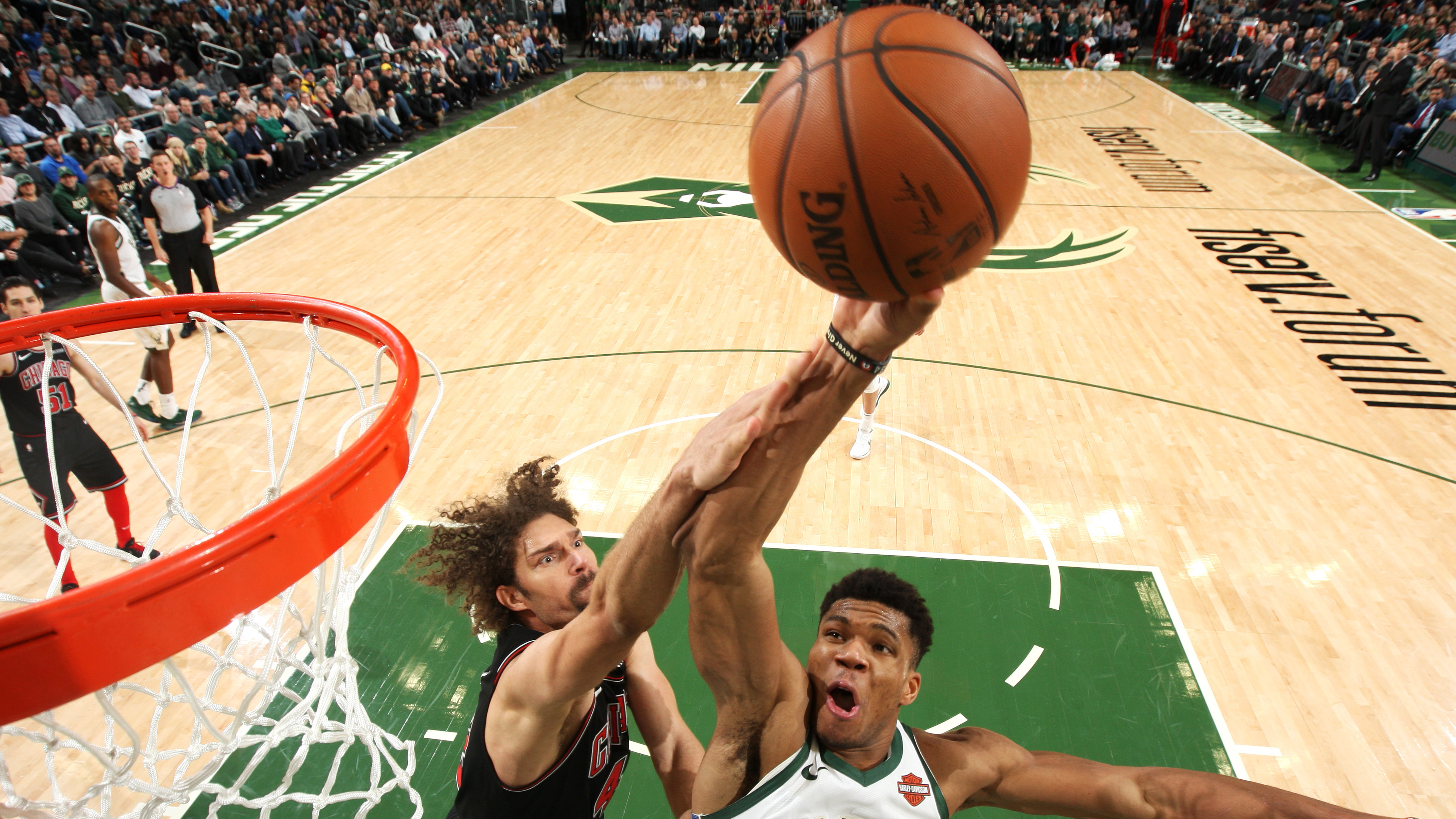 GAME RECAP: Bucks 116, Bulls 113