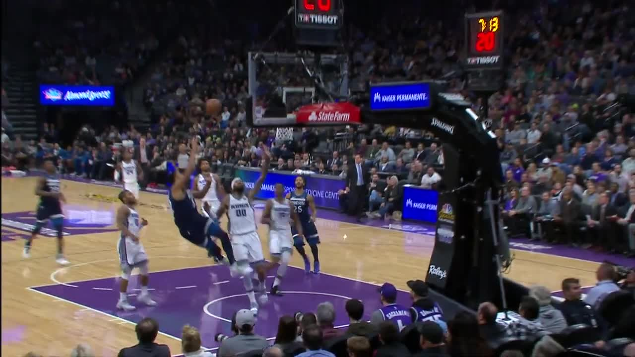 Towns With The Huge Slam