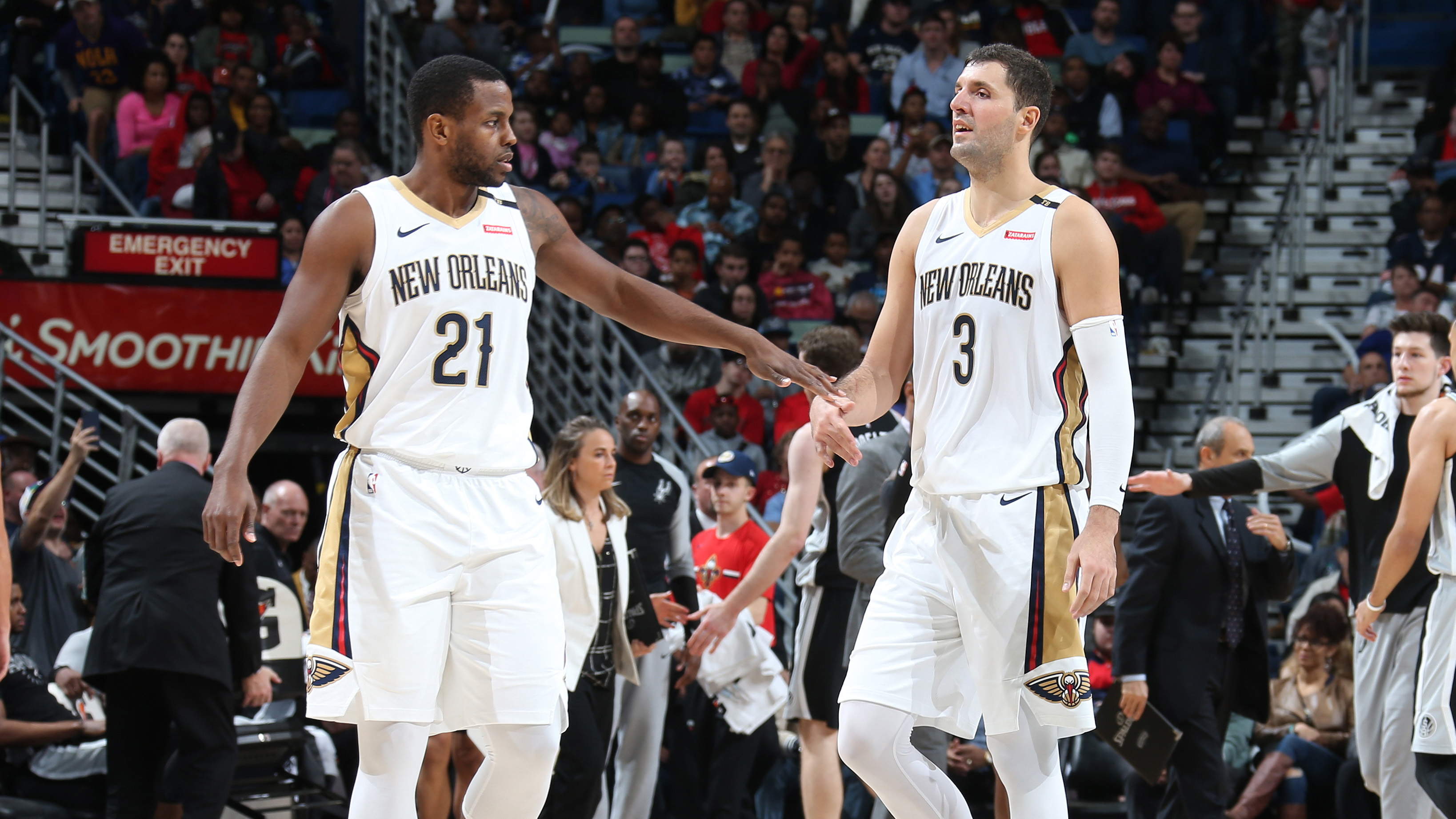 GAME RECAP: Pelicans 140, Spurs 126