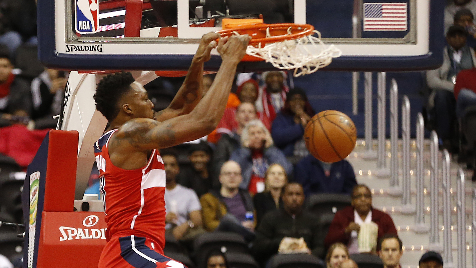 GAME RECAP: Wizards 119, Cavaliers 95