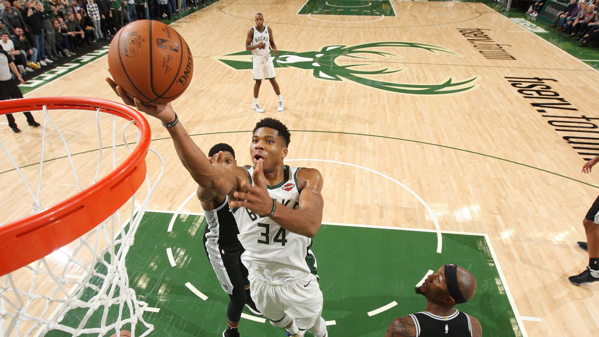 GAME RECAP: Bucks 135, Spurs 129