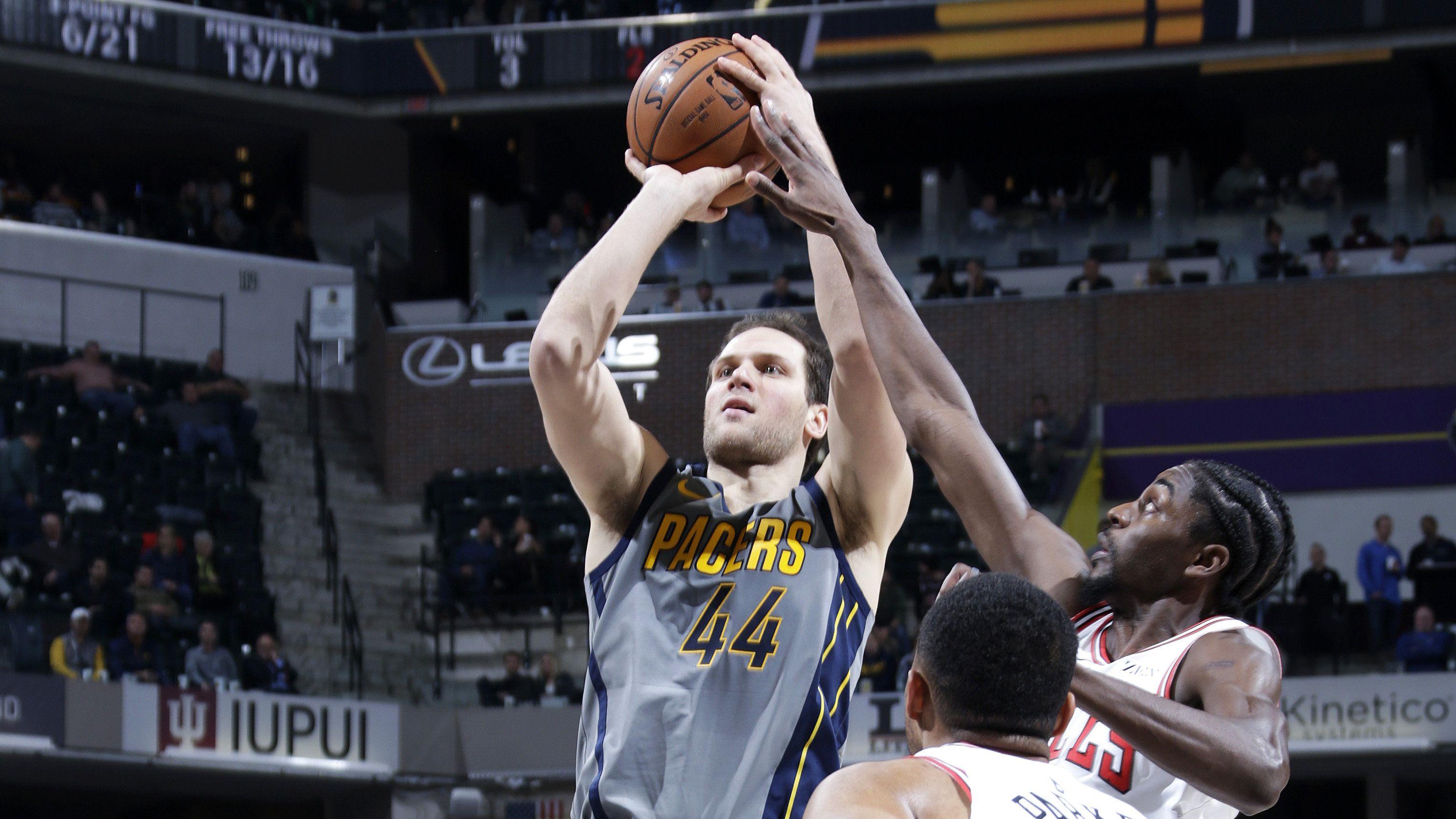 GAME RECAP: Pacers 96, Bulls 90