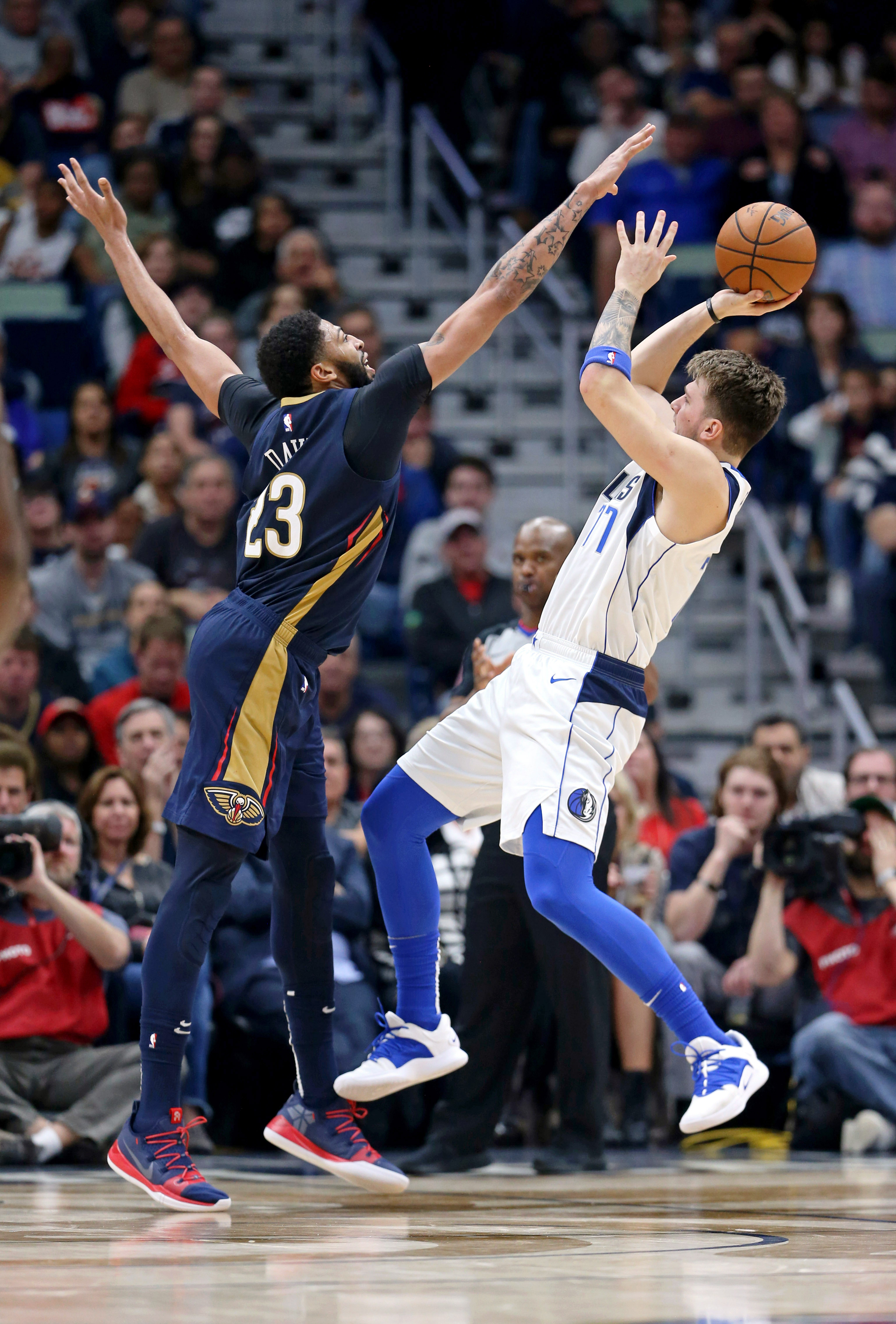 50919149c0d9 About Last Night  Davis vs. Doncic goes to Pelicans