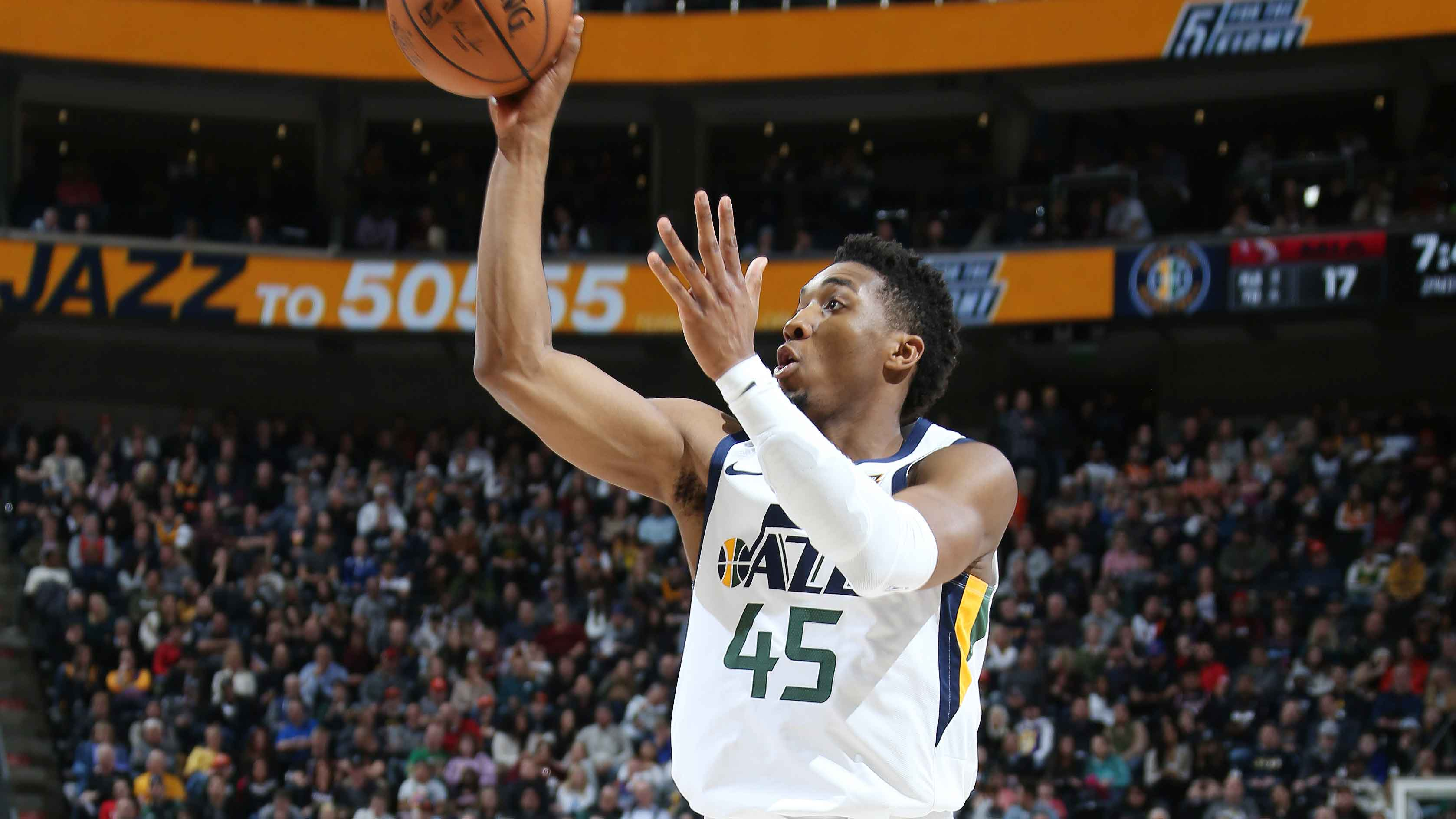 GAME RECAP: Jazz 111, Heat 84