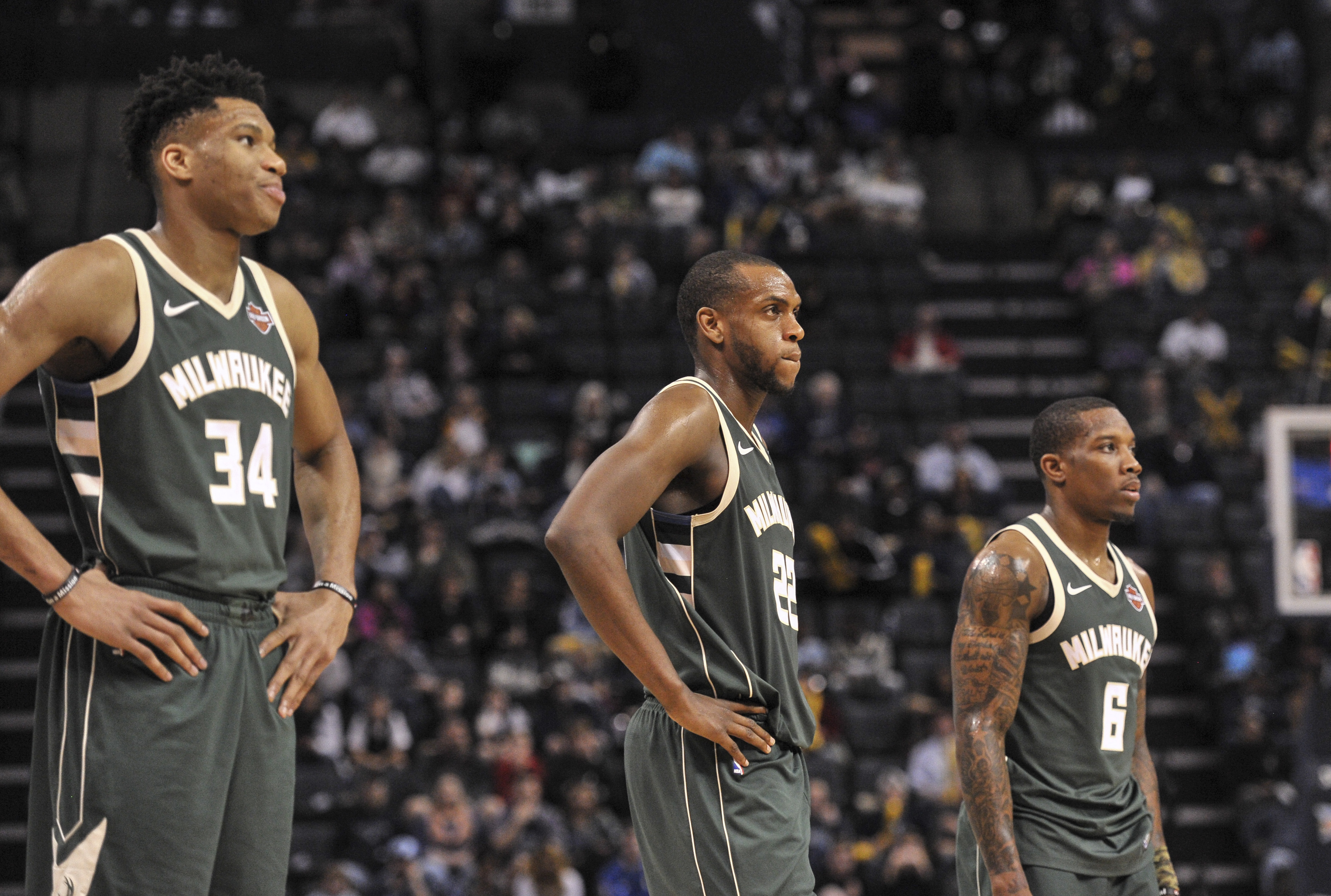 Lasting success in Milwaukee tied to Bledsoe, Middleton (and that ...
