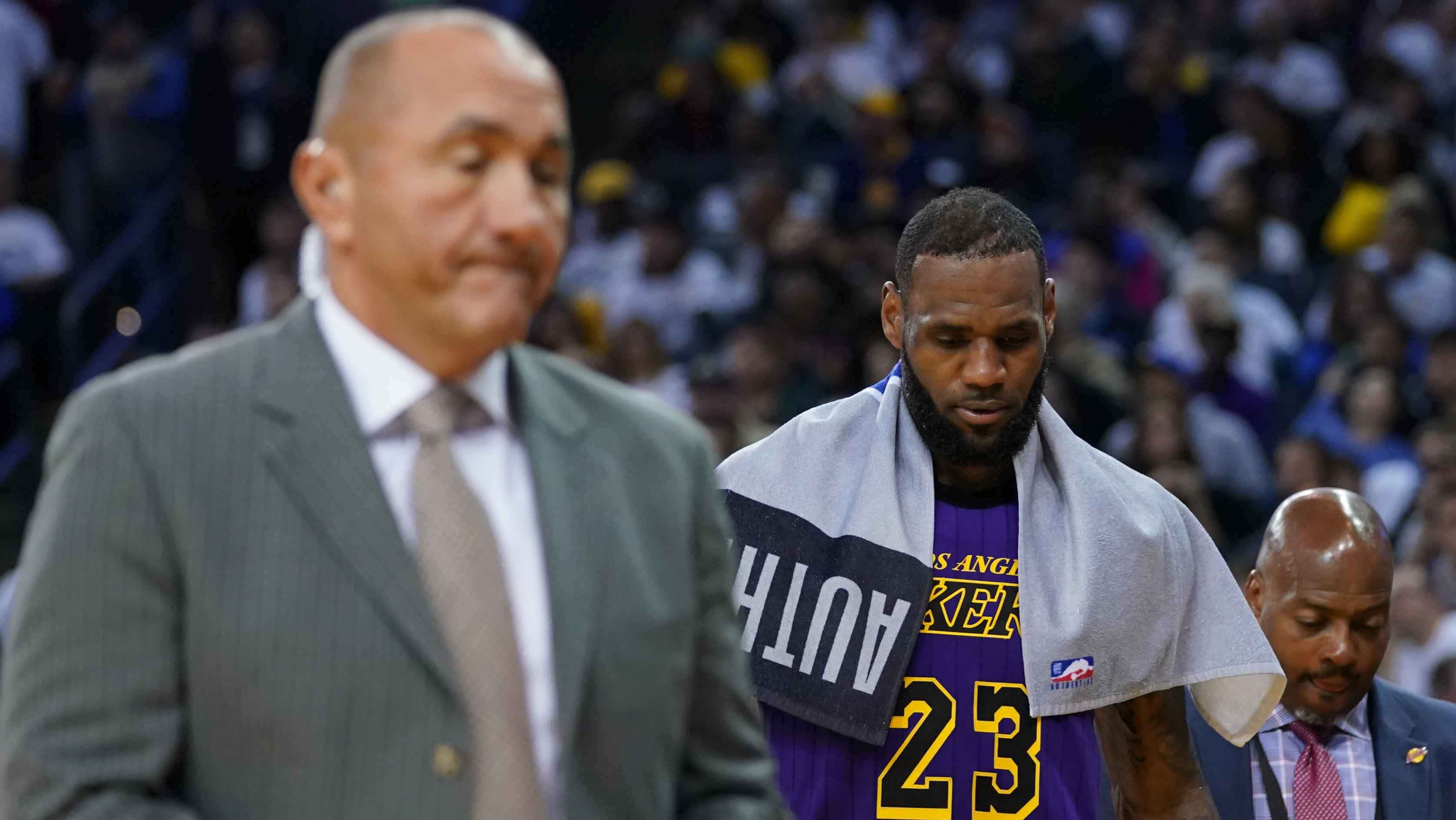 LeBron James Injury Update  18a44e8fd7