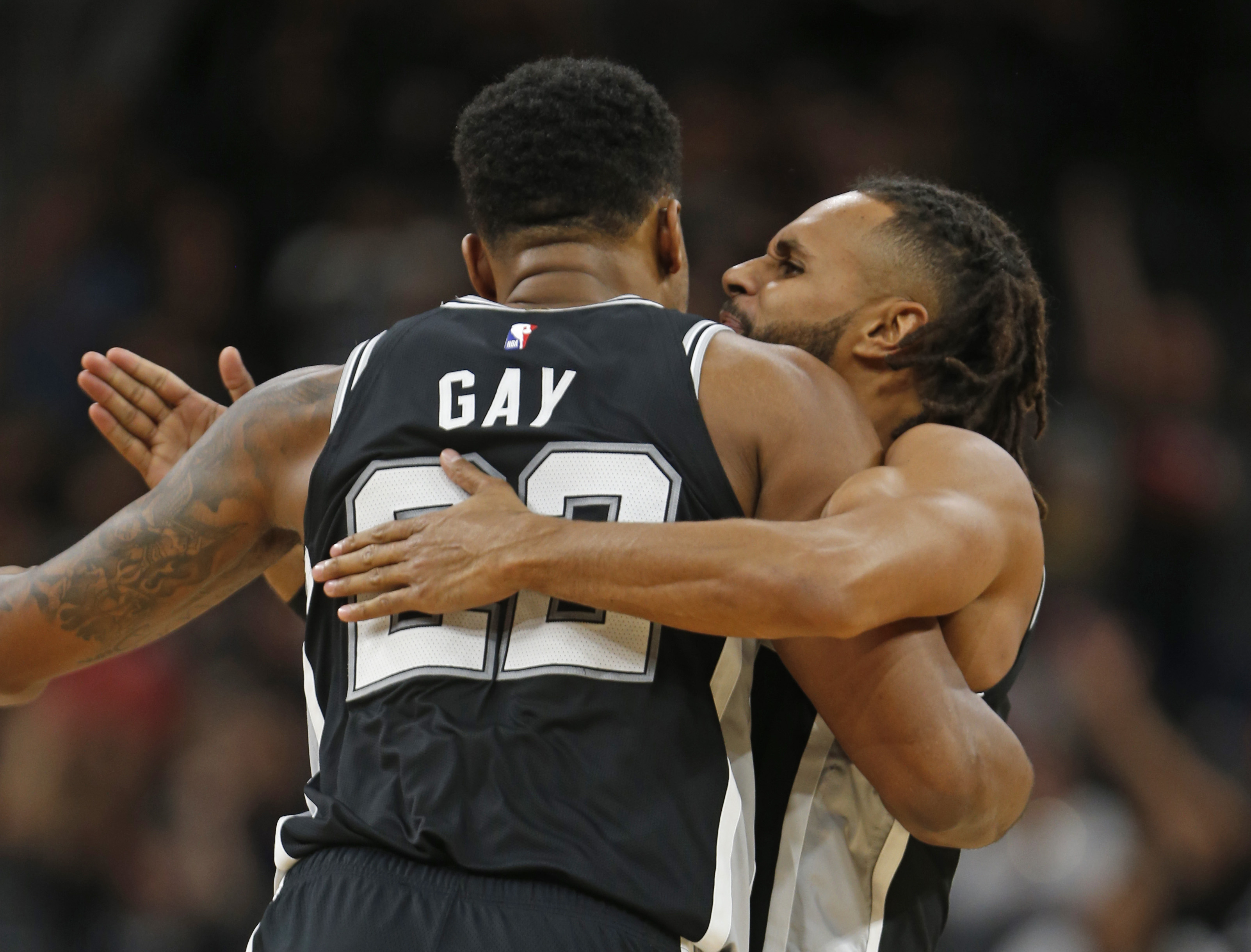 6a48f55b061f7b About Last Night  Spurs shake off ugly losses