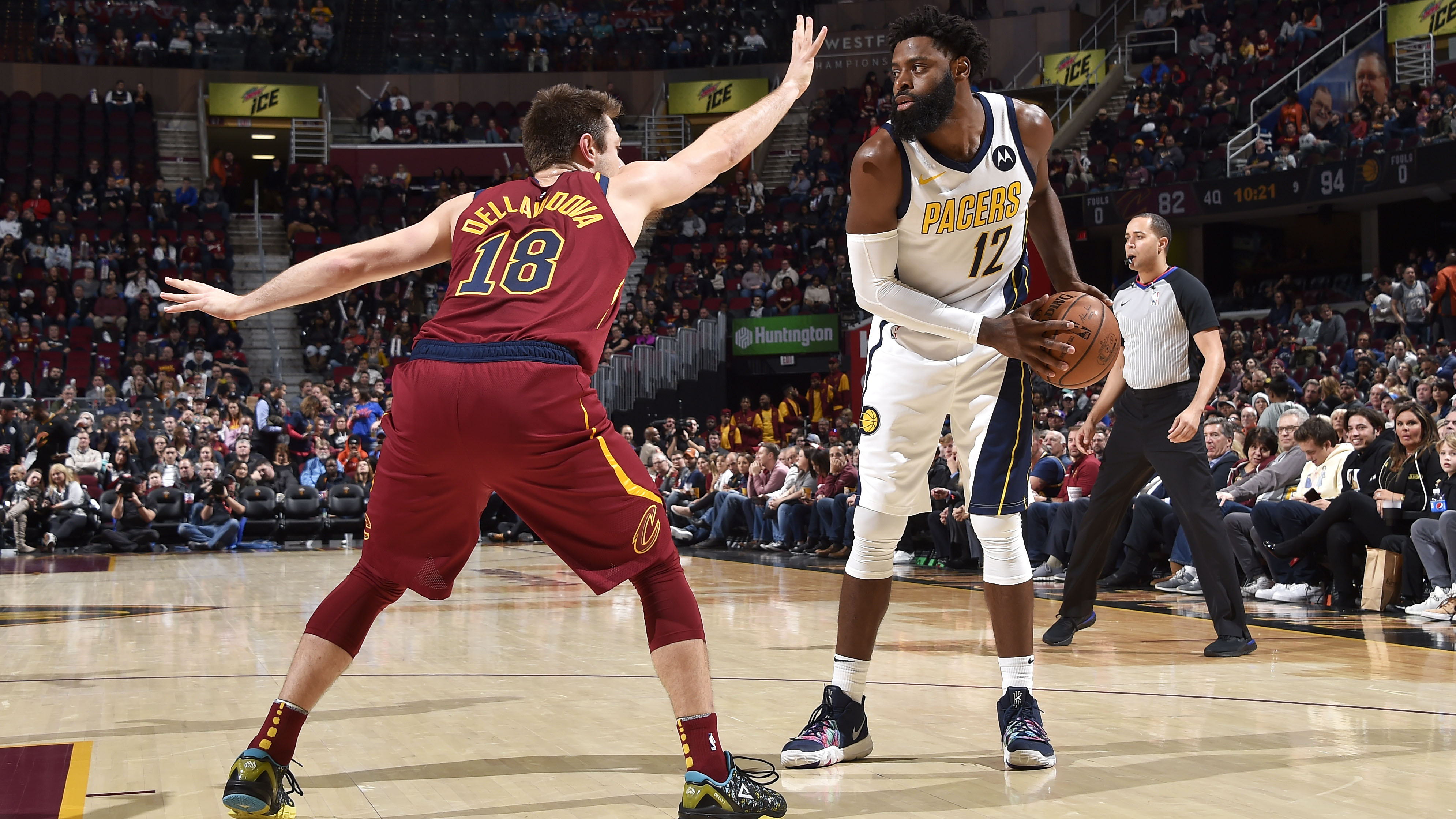GAME RECAP: Pacers 123, Cavaliers 115