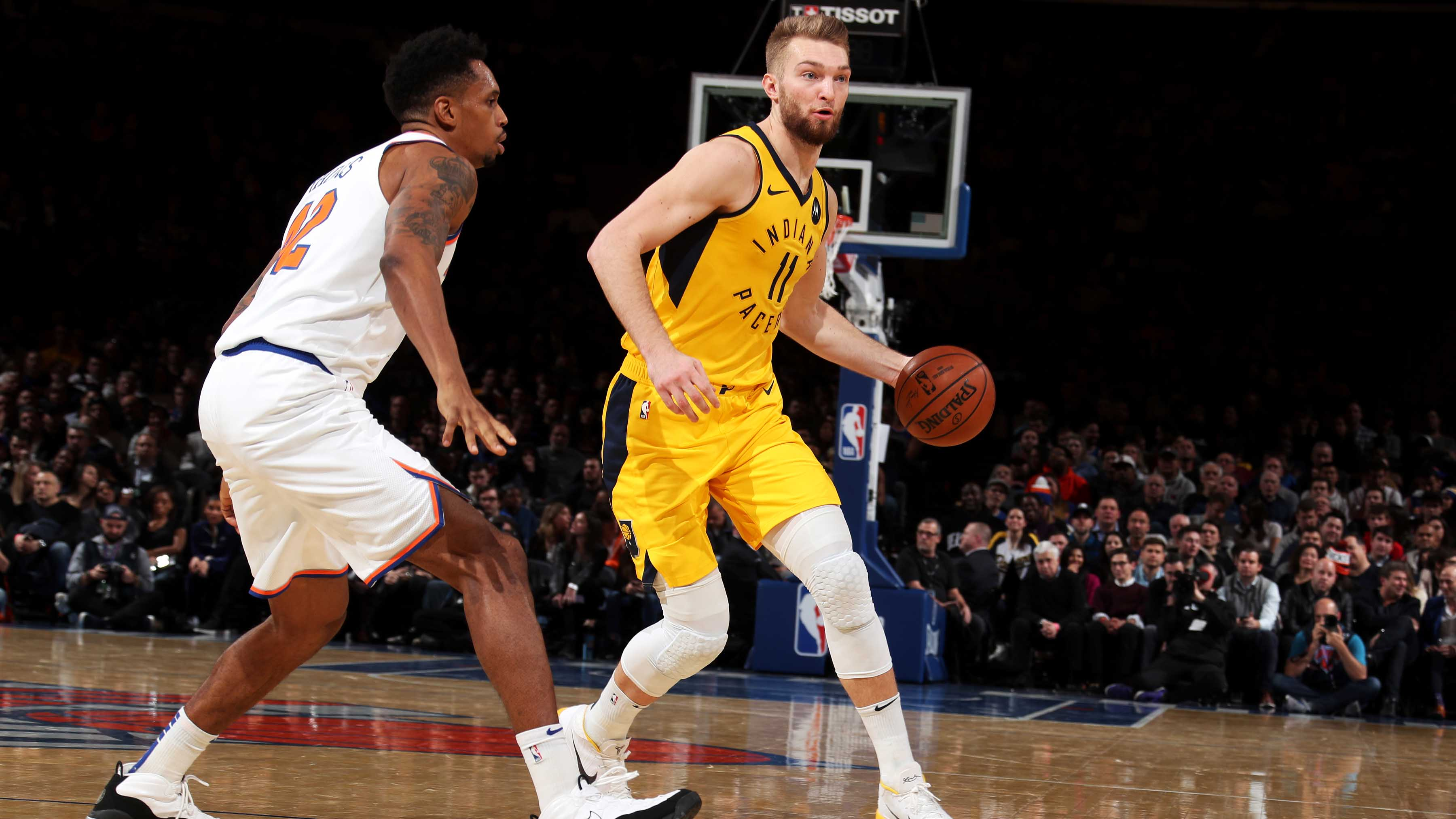 GAME RECAP: Pacers 121, Knicks 106
