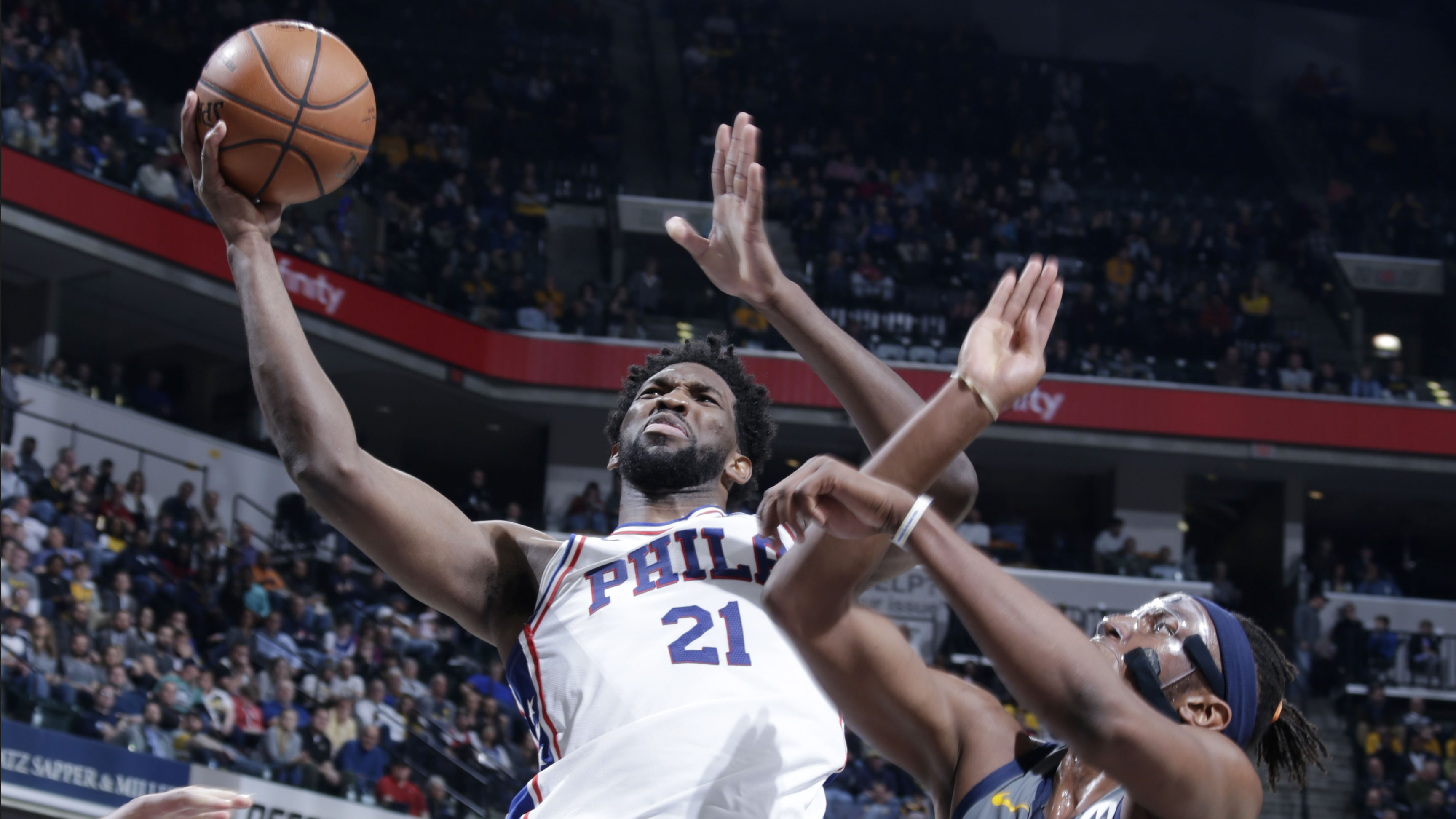 GAME RECAP: Sixers 120, Pacers 96