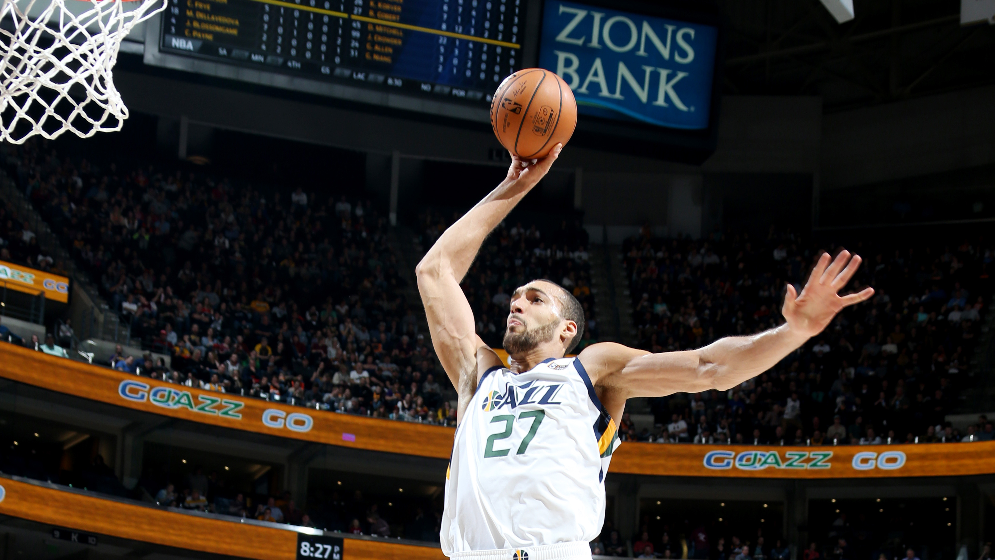GAME RECAP: Jazz 115, Cavaliers 99