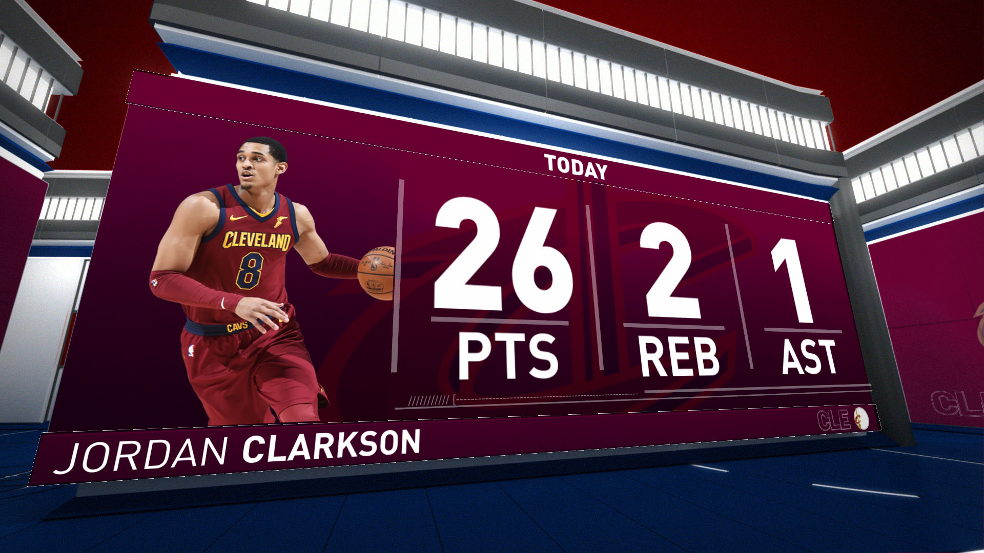 Jordan Clarkson (26 points) Highlights vs. Indiana Pacers