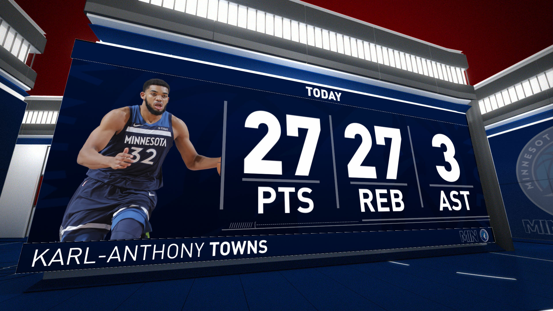 Highlights: Karl-Anthony Towns - Pelicans Vs. Timberwolves