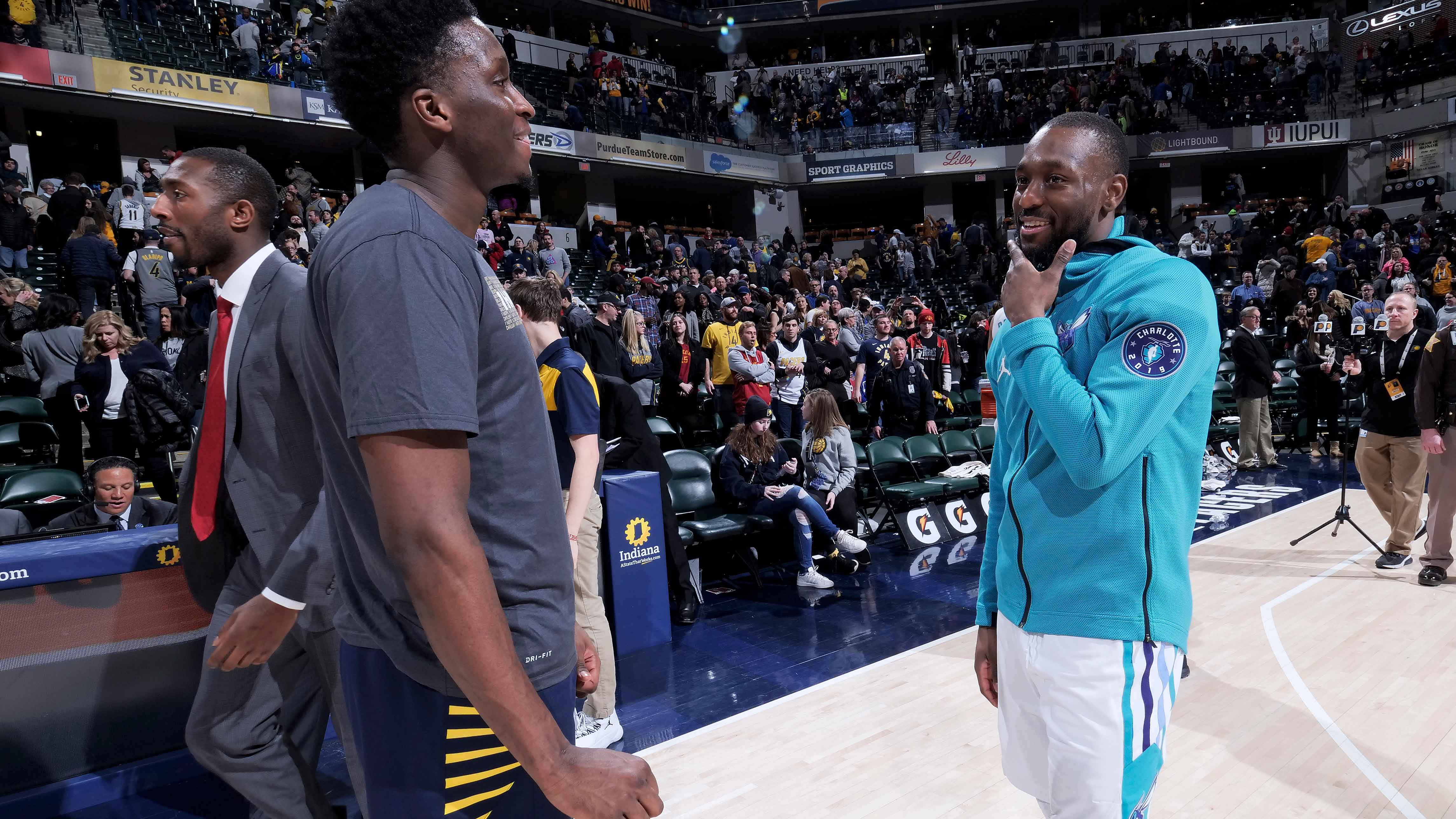 GAME RECAP: Pacers 120, Hornets 95