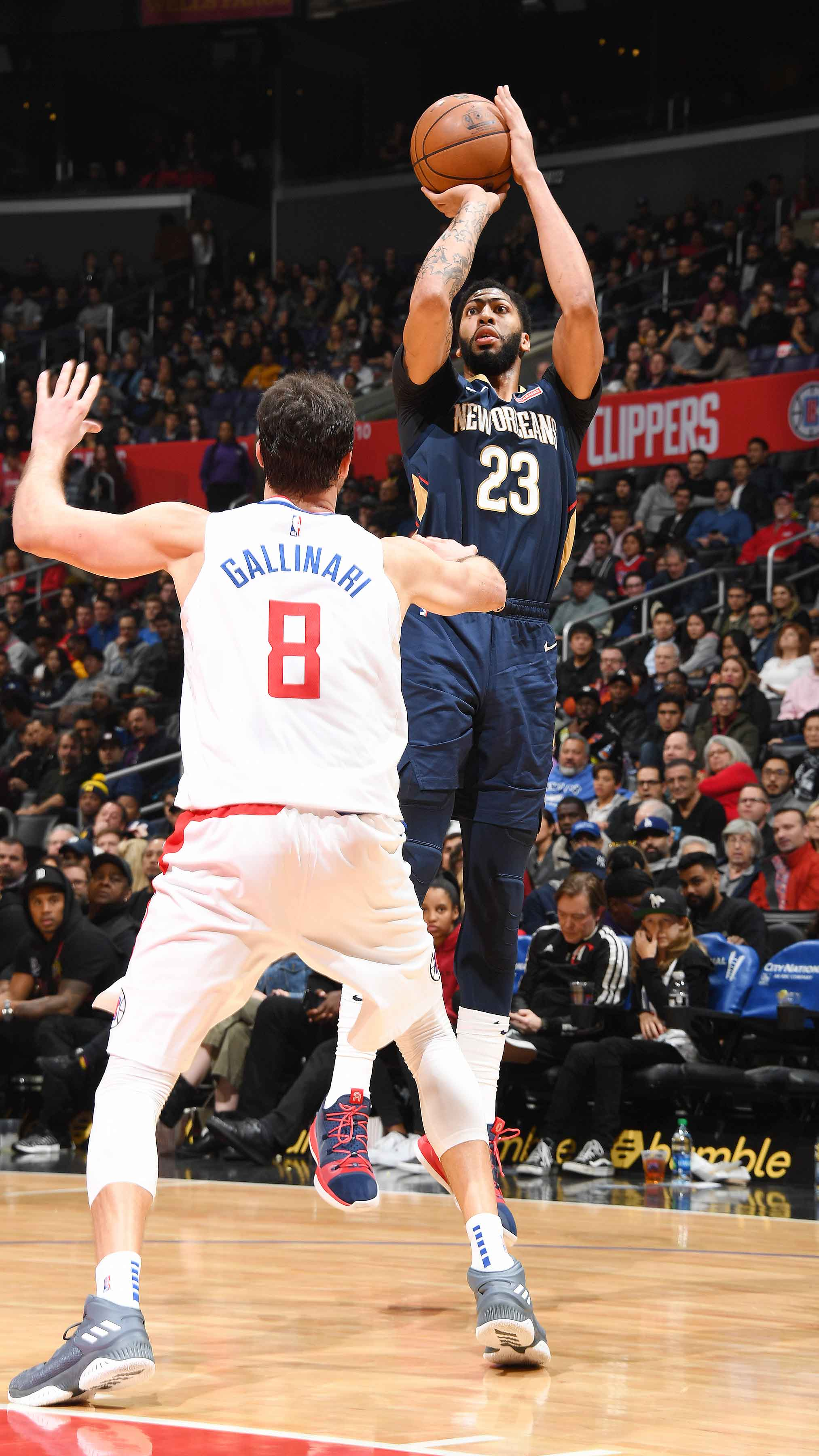 GAME RECAP: Pelicans 121, Clippers 117