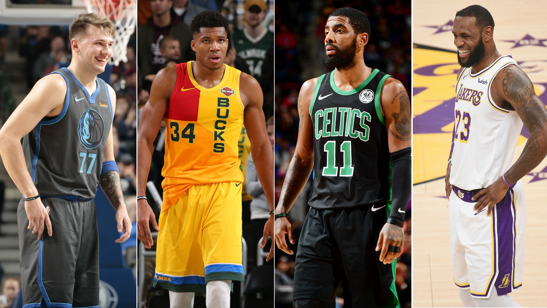 4388cb463 2019 NBA All-Star voting first returns released