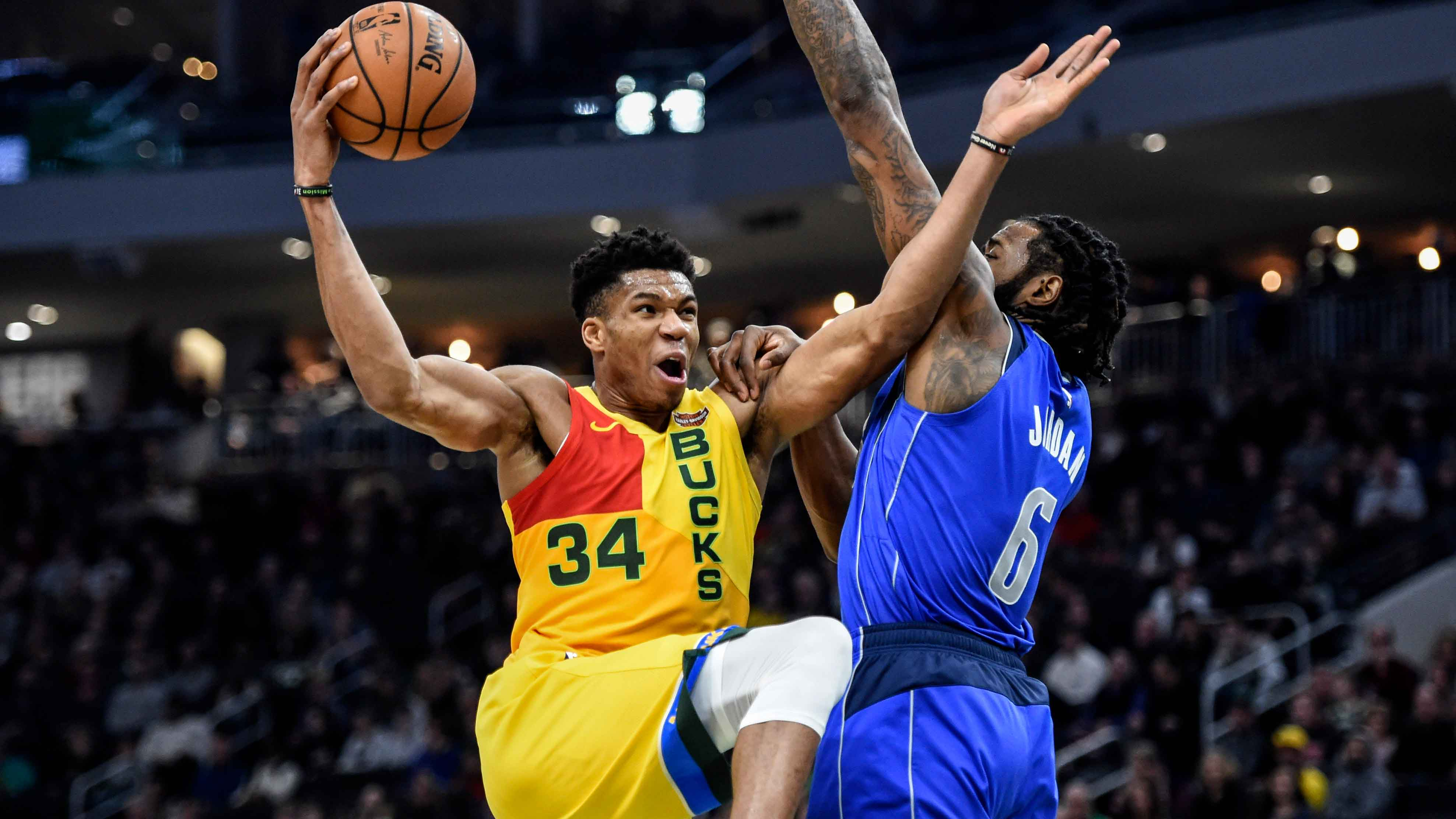 GAME RECAP: Bucks 116 - Mavericks 106 | 1.21.19