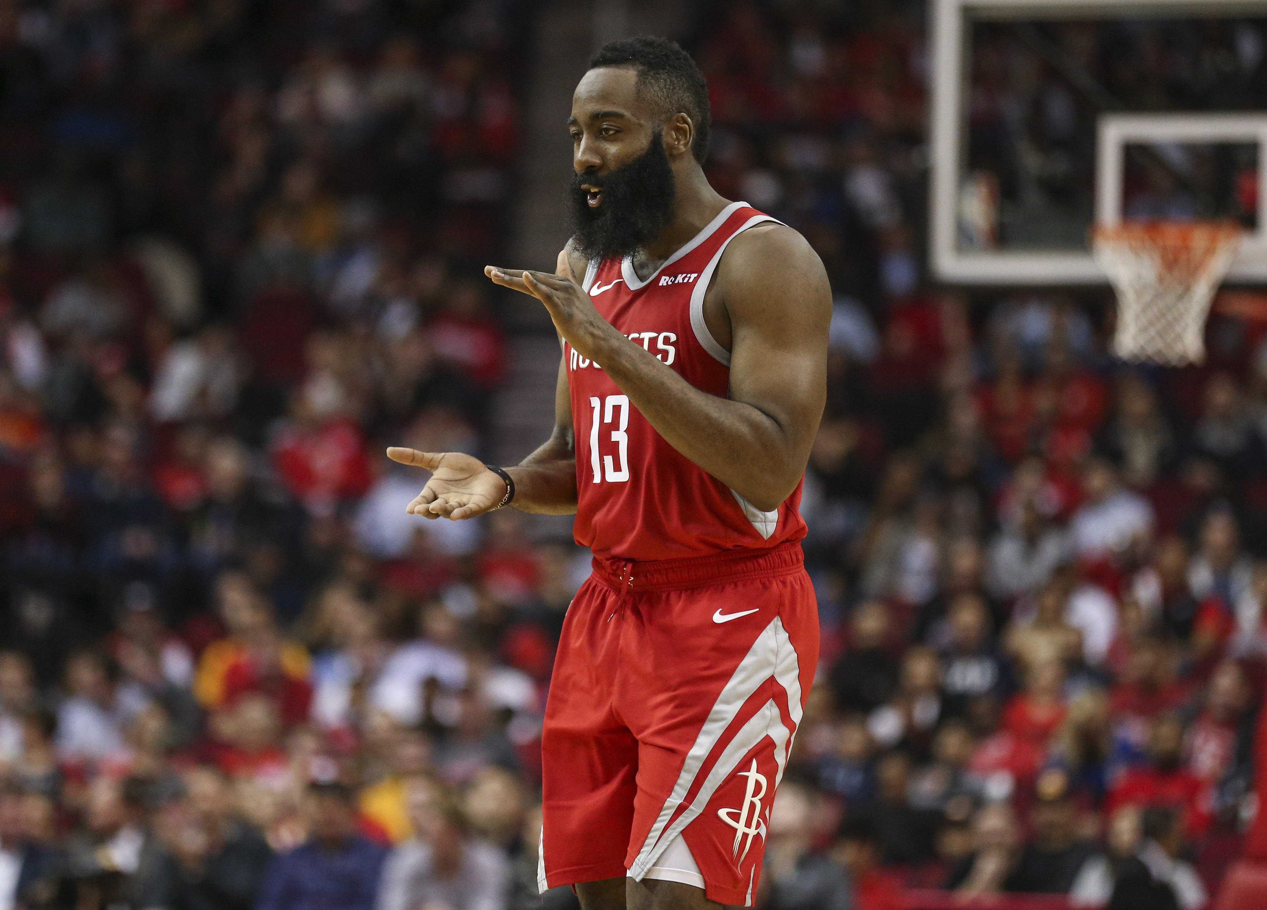 4eec9bd120a3 Some standout games from Harden s 30-point scoring streak