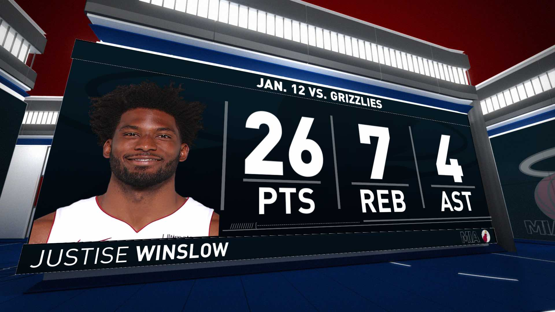 Highlights: Justise Winslow | Grizzlies vs. Heat