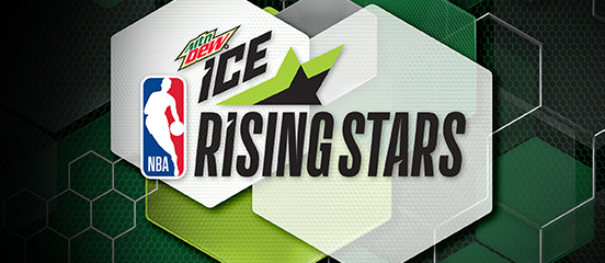 Mtn Dew Ice Rising Stars
