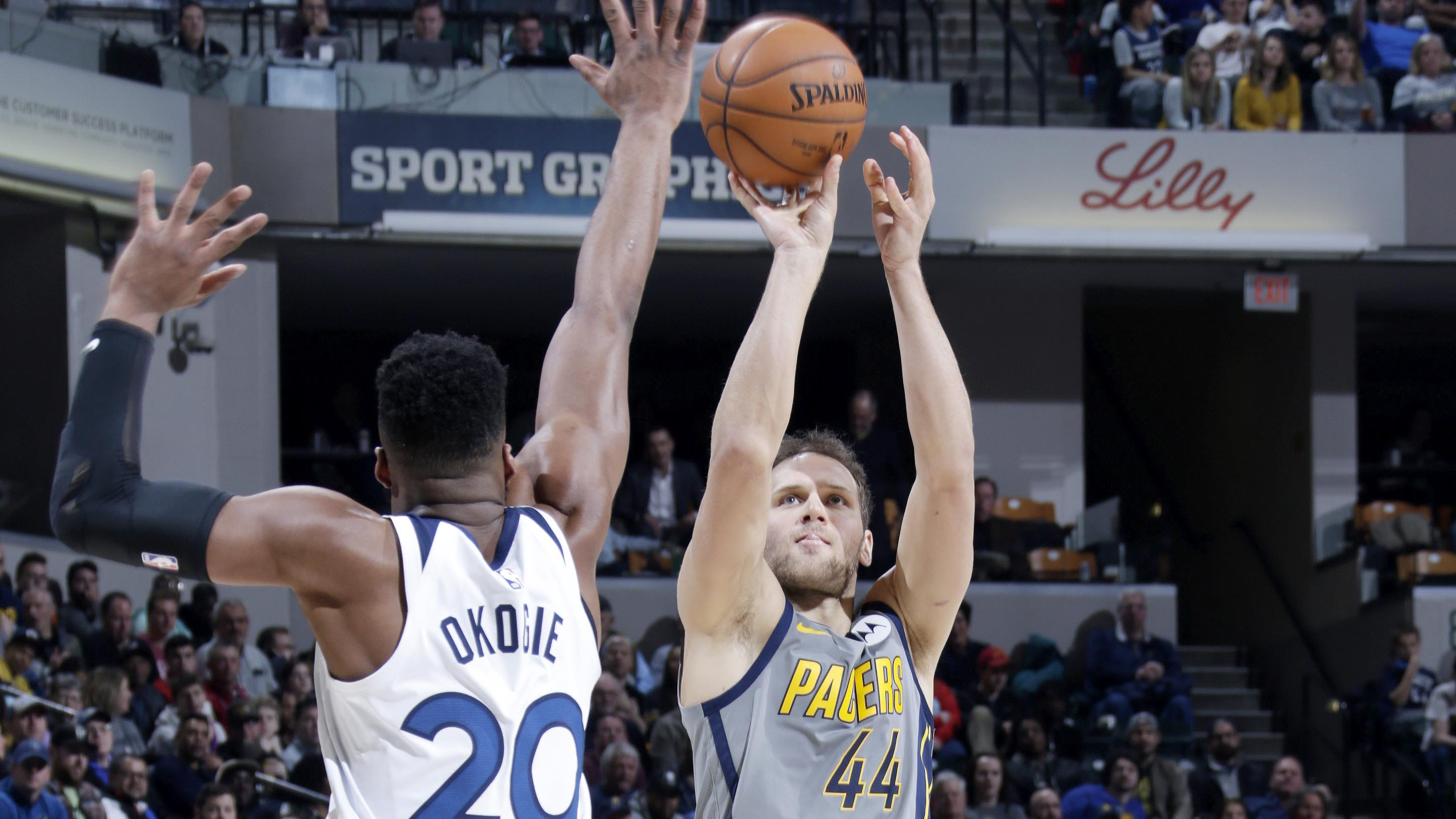 8e059ca196d537 Pacers Put On A Show Fit For A National Audience | Indiana Pacers