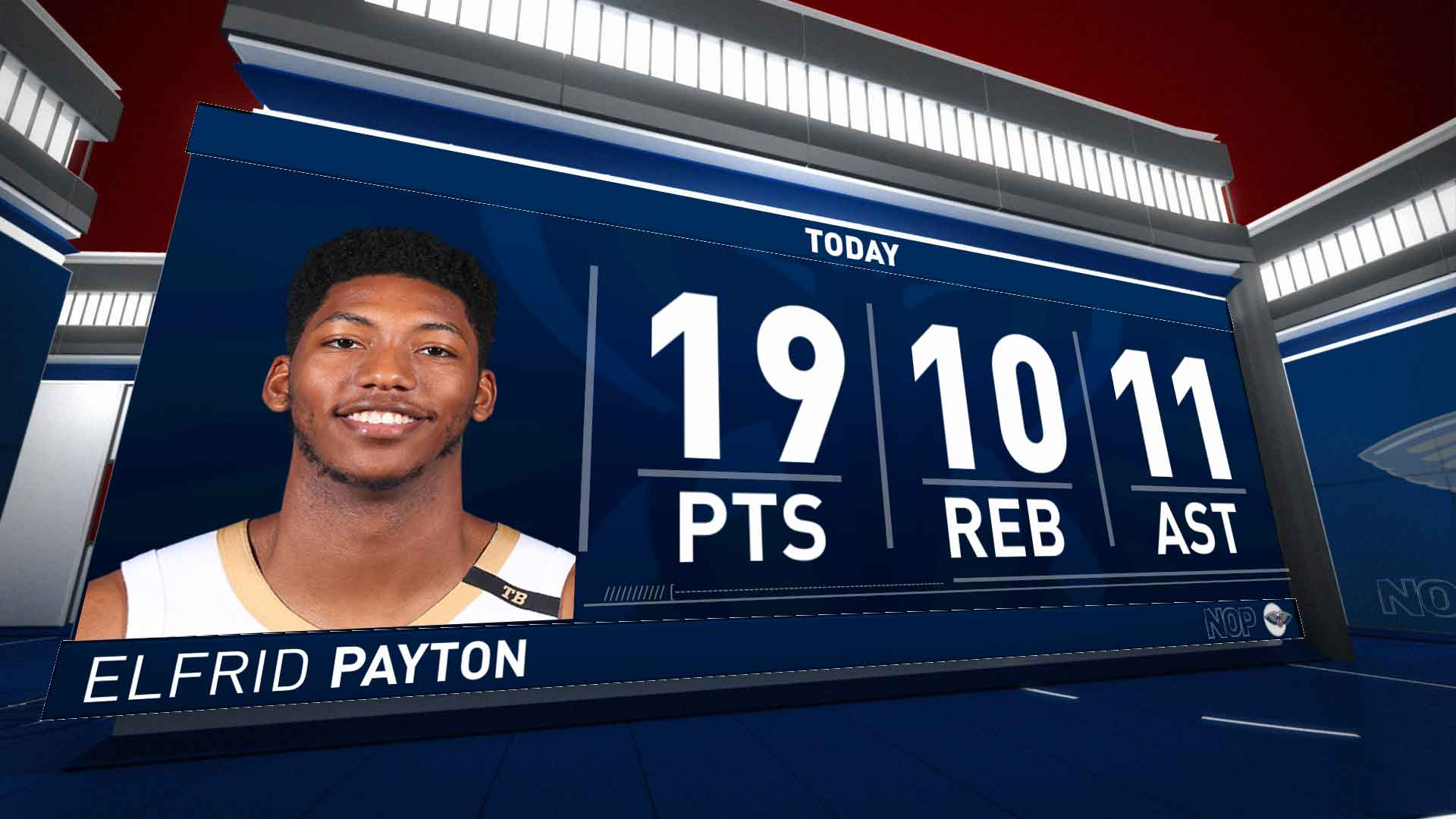 Elfrid Payton Posts 19 points, 11 assists & 10 rebounds vs. Dallas Mavericks