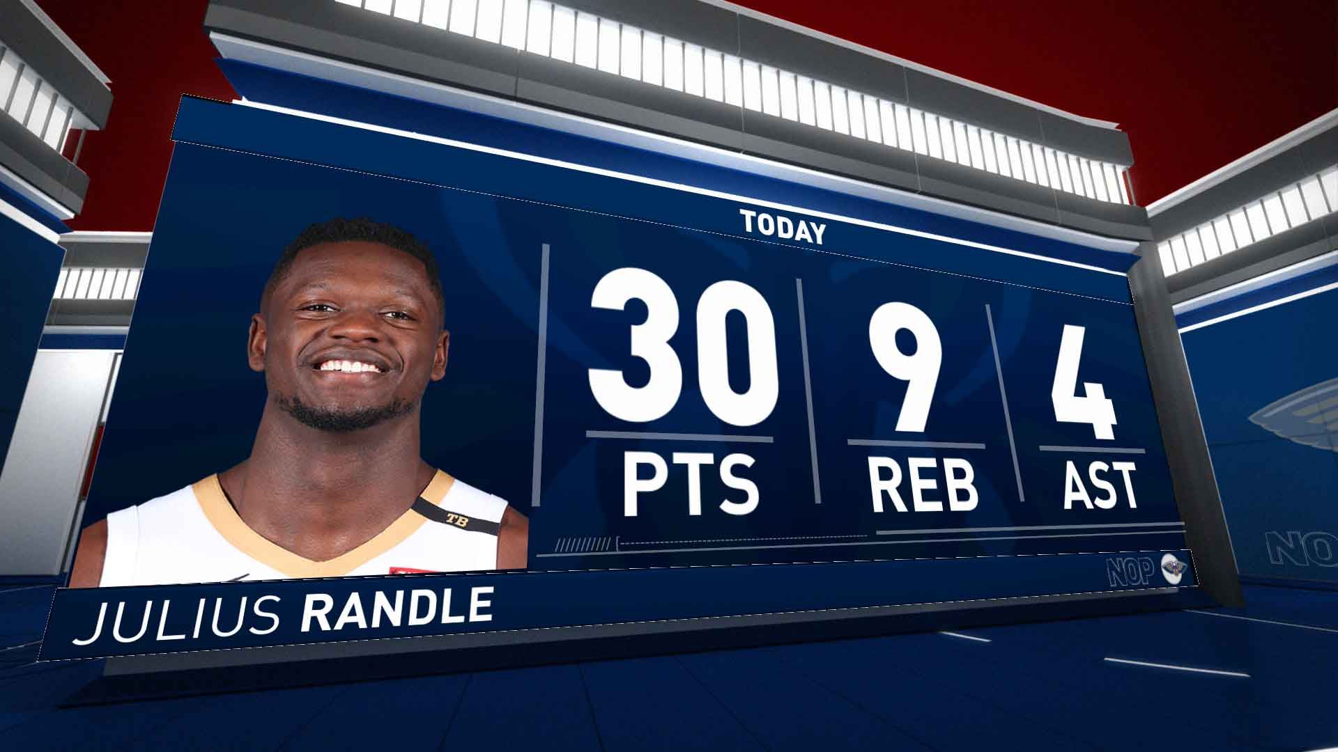 Julius Randle (30 points) Highlights vs. Dallas Mavericks