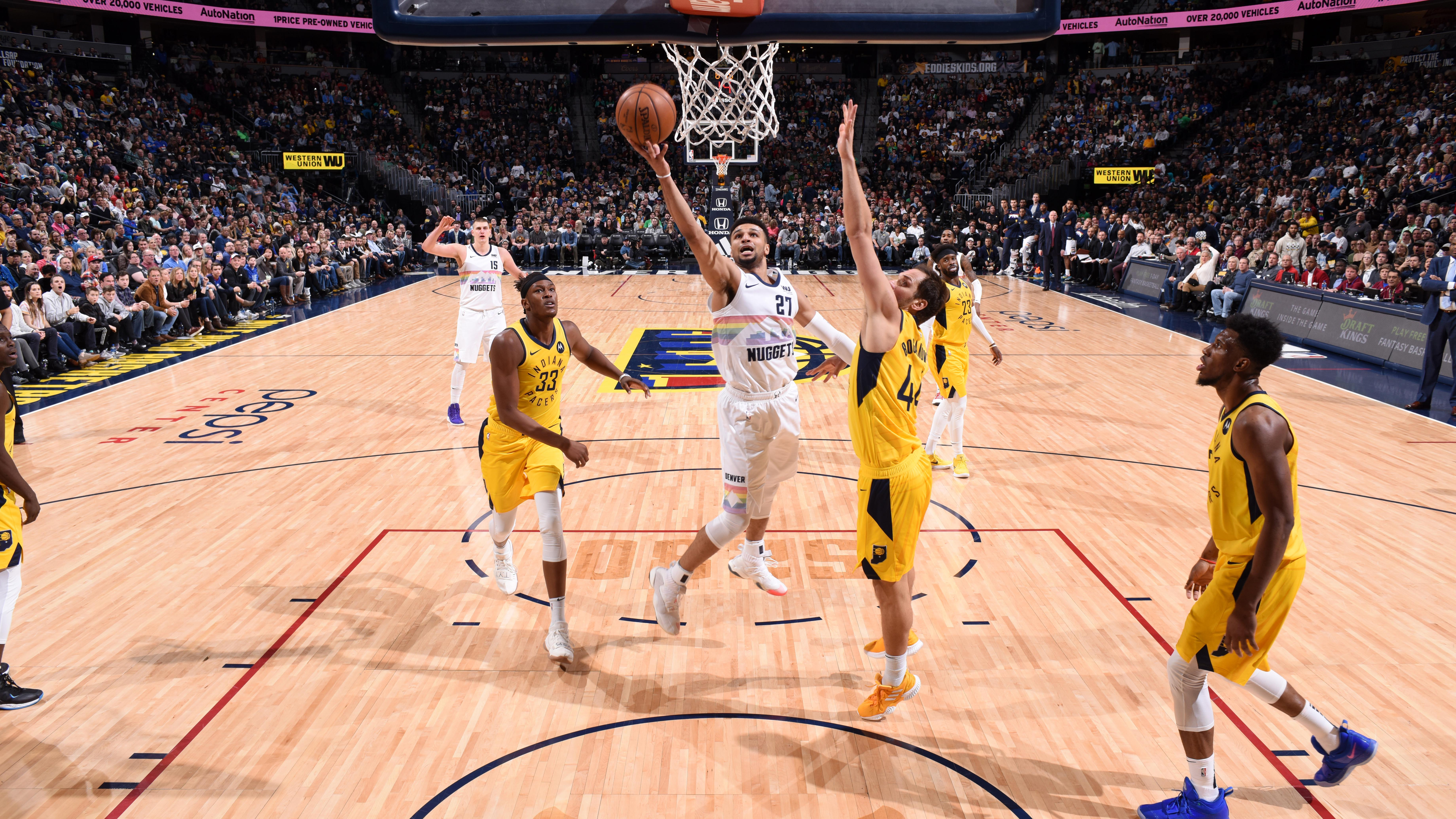 GAME RECAP: Nuggets 102, Pacers 100
