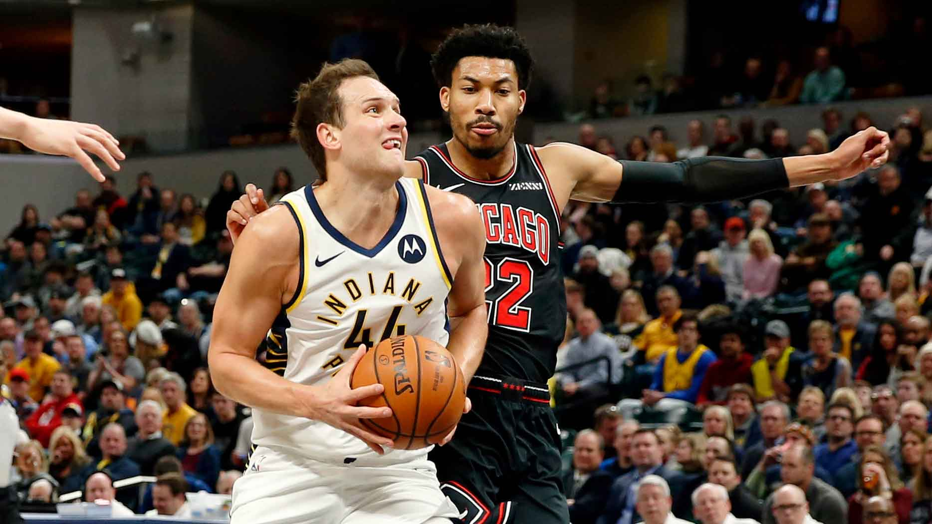 GAME RECAP: Pacers 105, Bulls 96