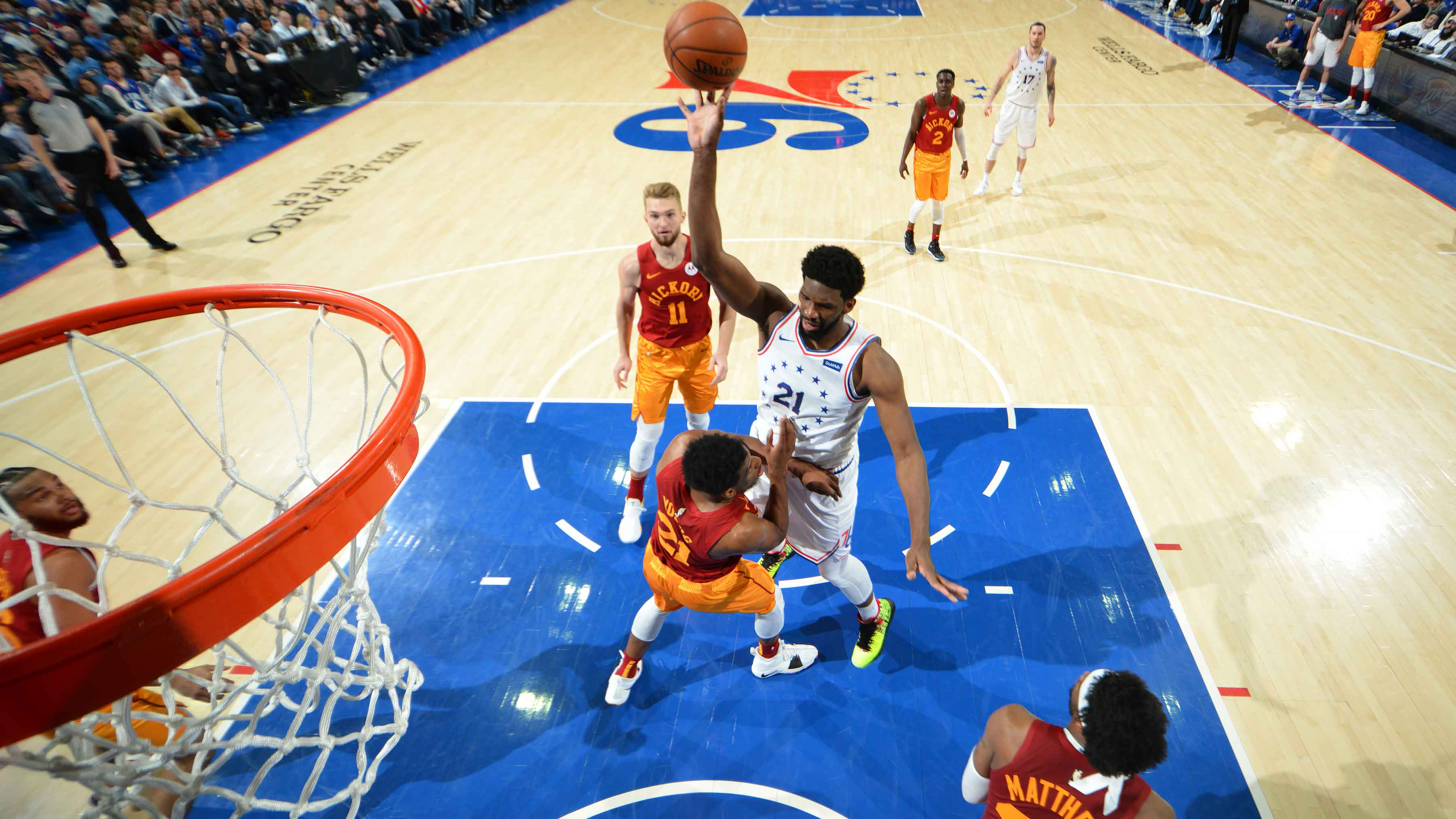 GAME RECAP: Sixers 106, Pacers 89