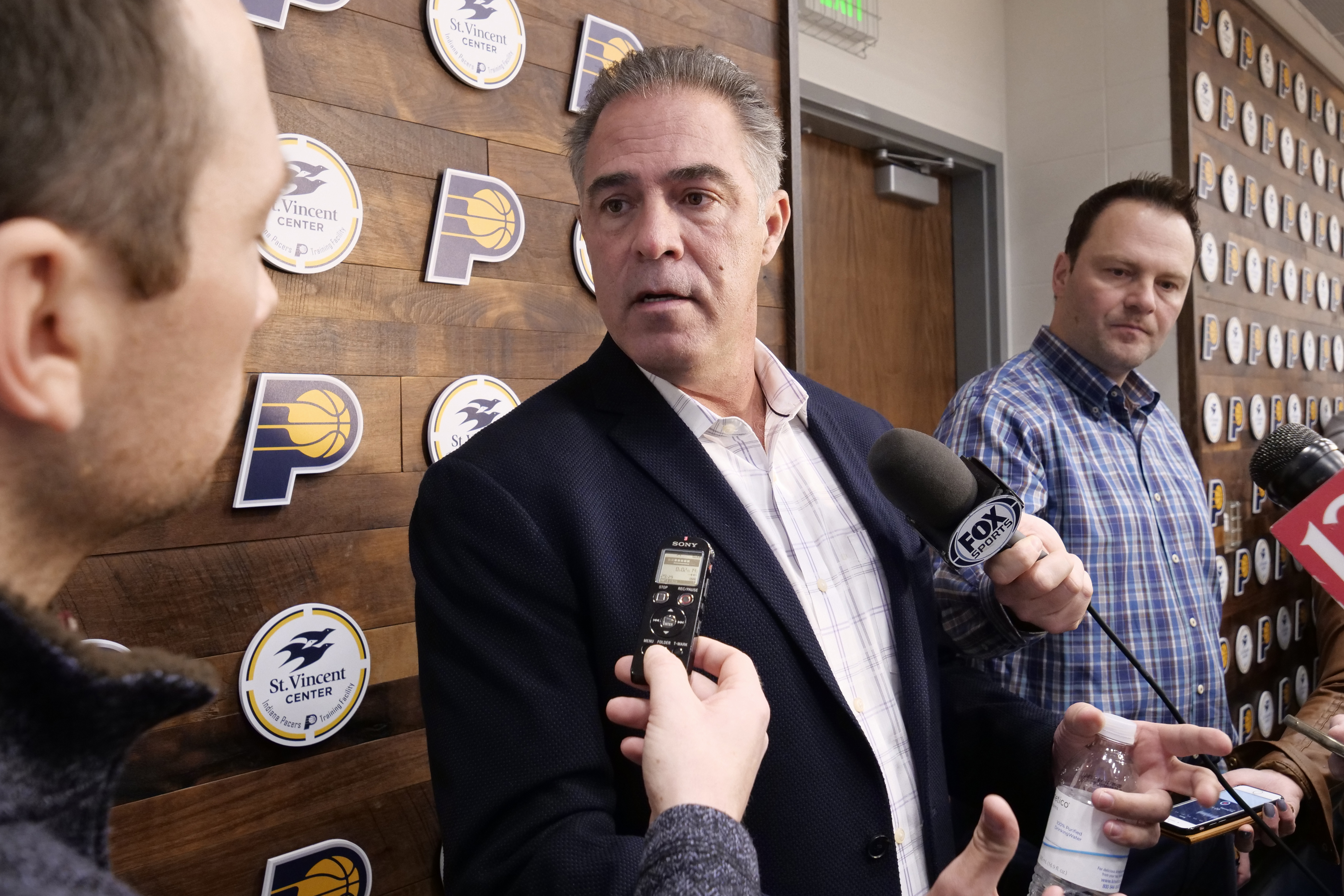 Q&A: Consistent, stable Pacers maintain their ways under Pritchard