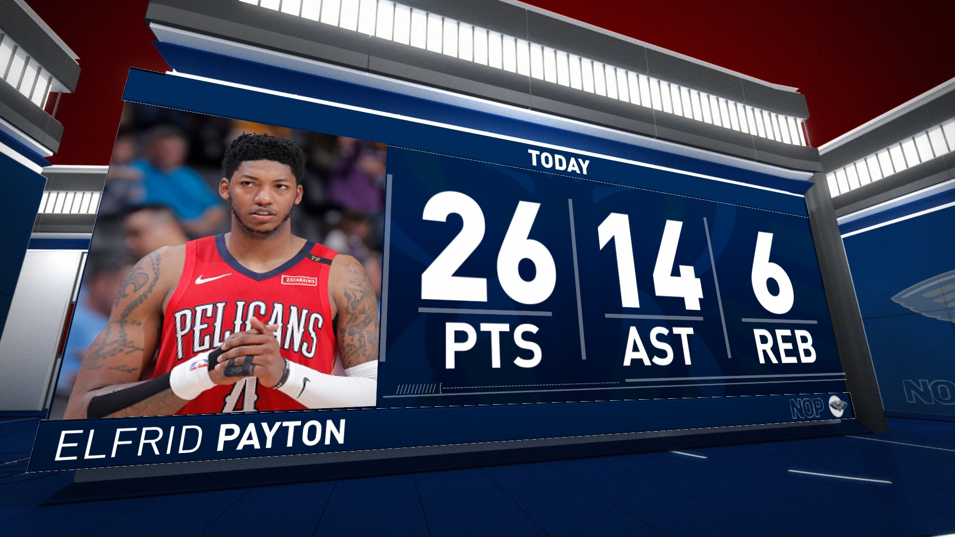 Elfrid Payton with a strong 26 points l Pelicans at Kings Highlights