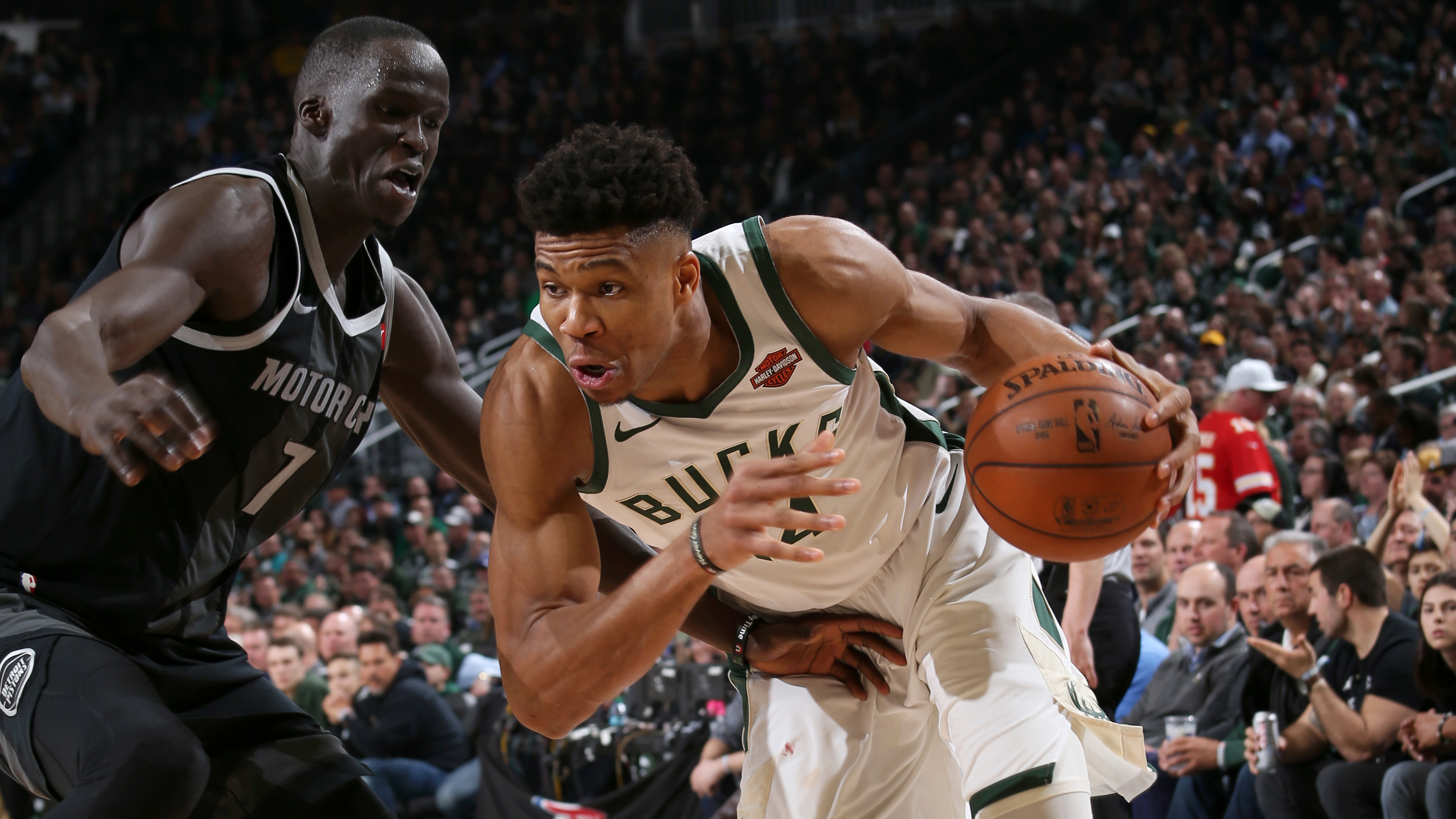 GAME TWO RECAP: Bucks 120 - Pistons 99 | 4.17.19